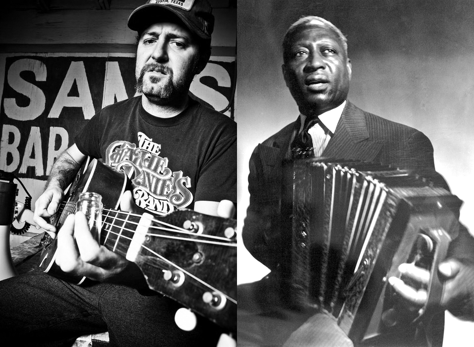 Squared Roots: Scott Biram on the Legend of Lead Belly