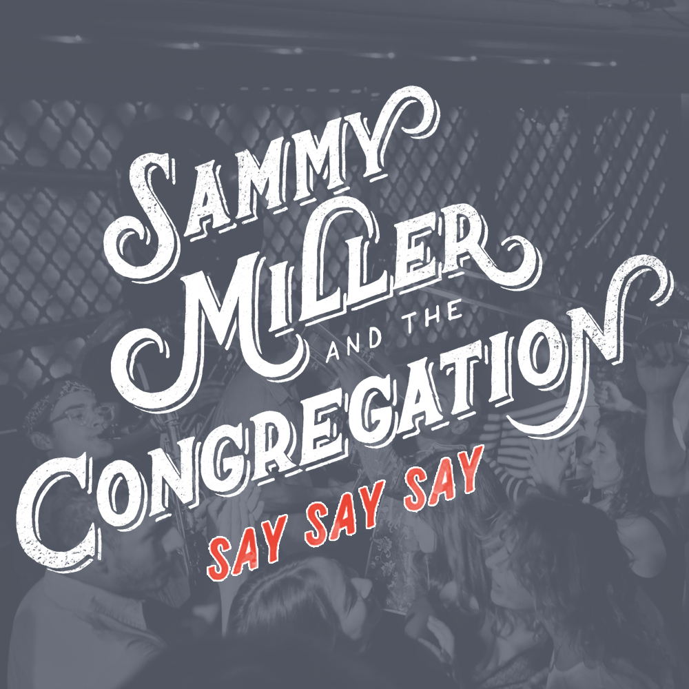 Sammy Miller and the Congregation, 'Mahogany Hall Stomp'