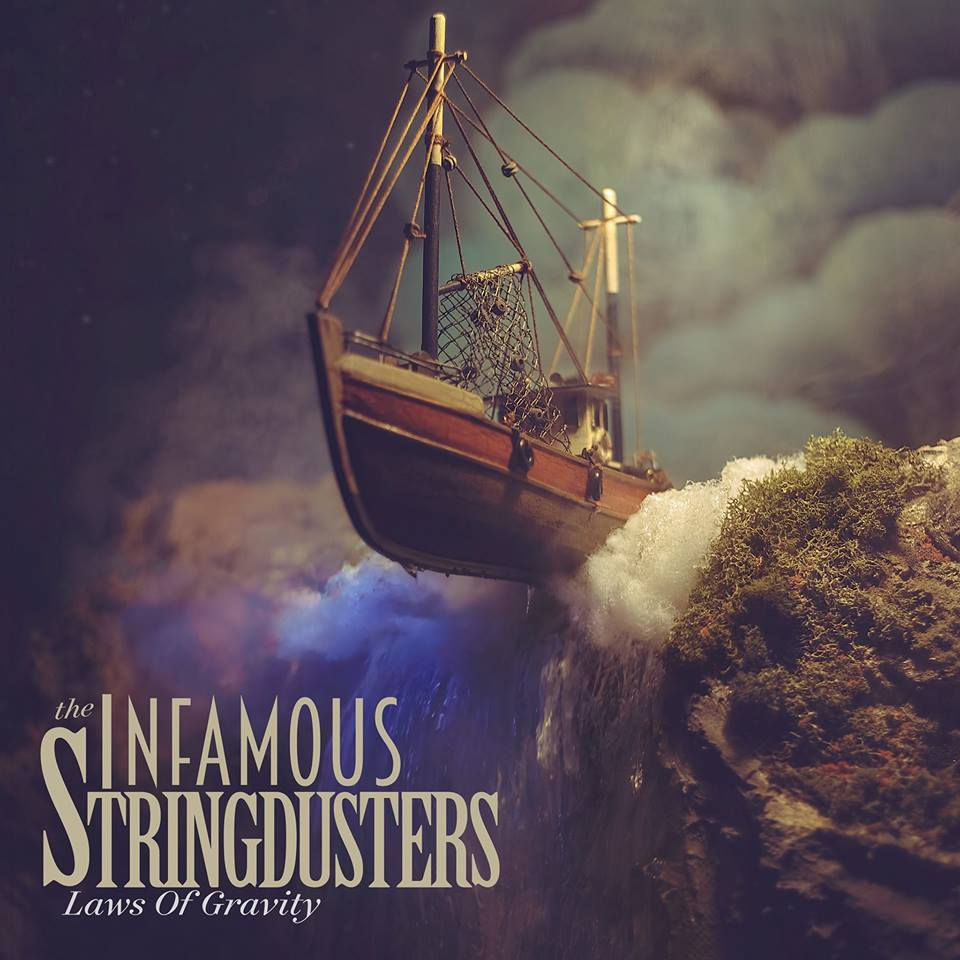 STREAM: The Infamous Stringdusters, 'Laws of Gravity'