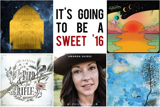 The BGS Sweet 16: More Albums We're Excited About in 2016