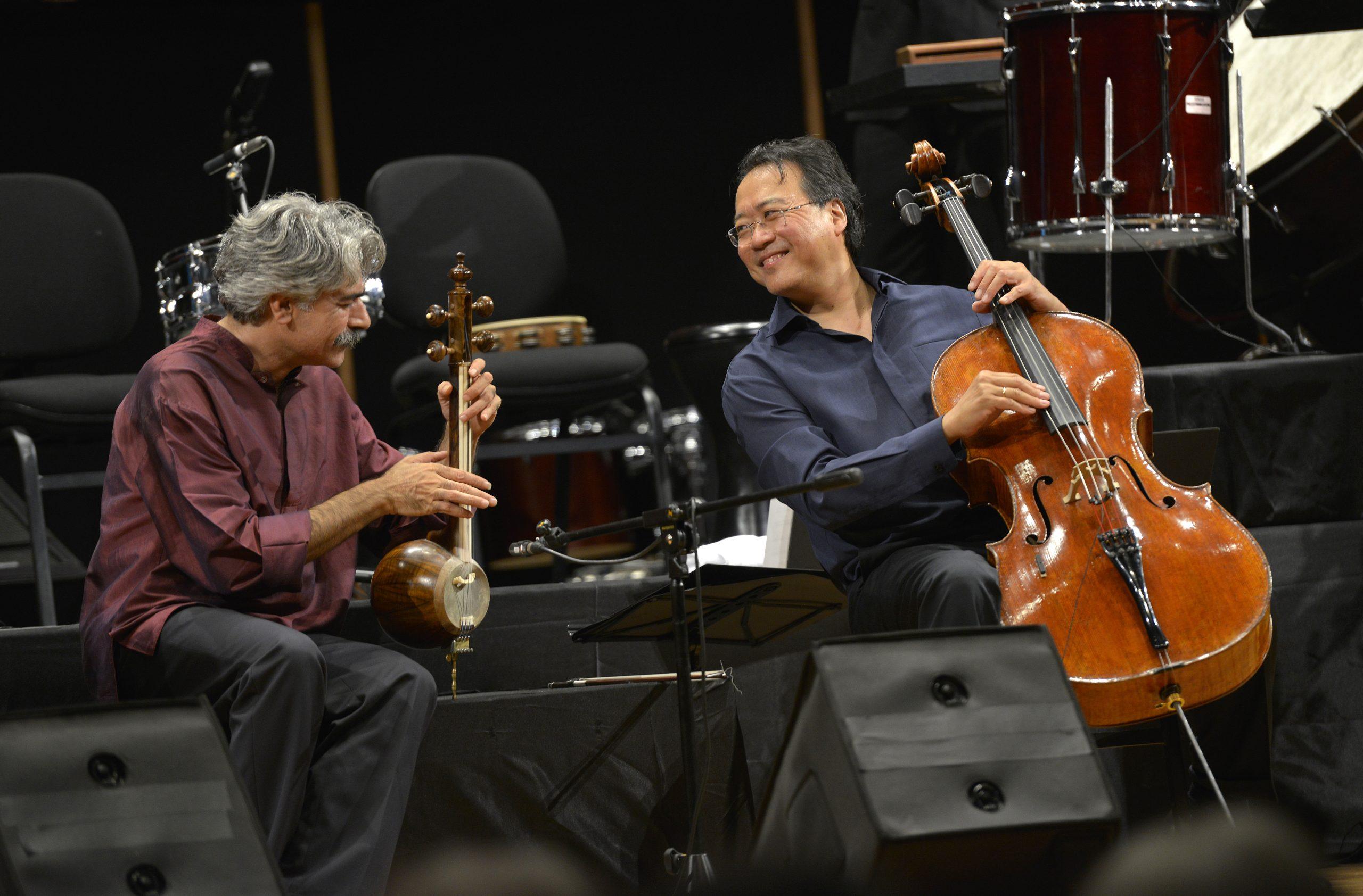 Yo-Yo Ma and the Silk Road Ensemble: Tearing Down the Wall