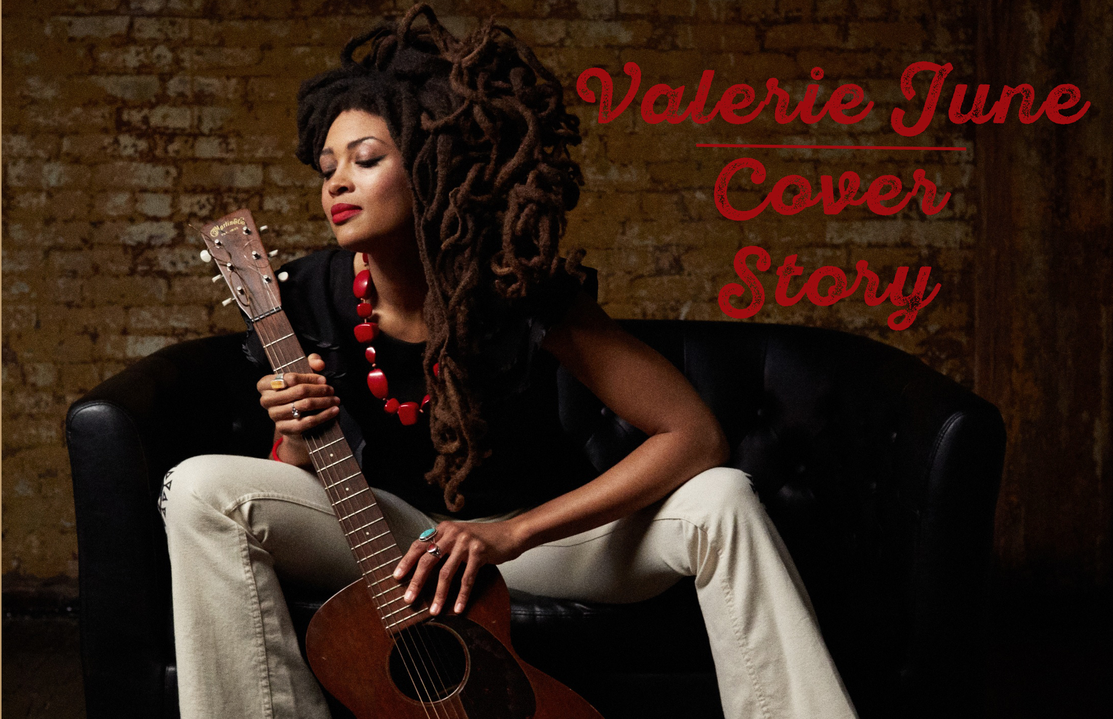 Playing to Her Own Beat: A Conversation with Valerie June