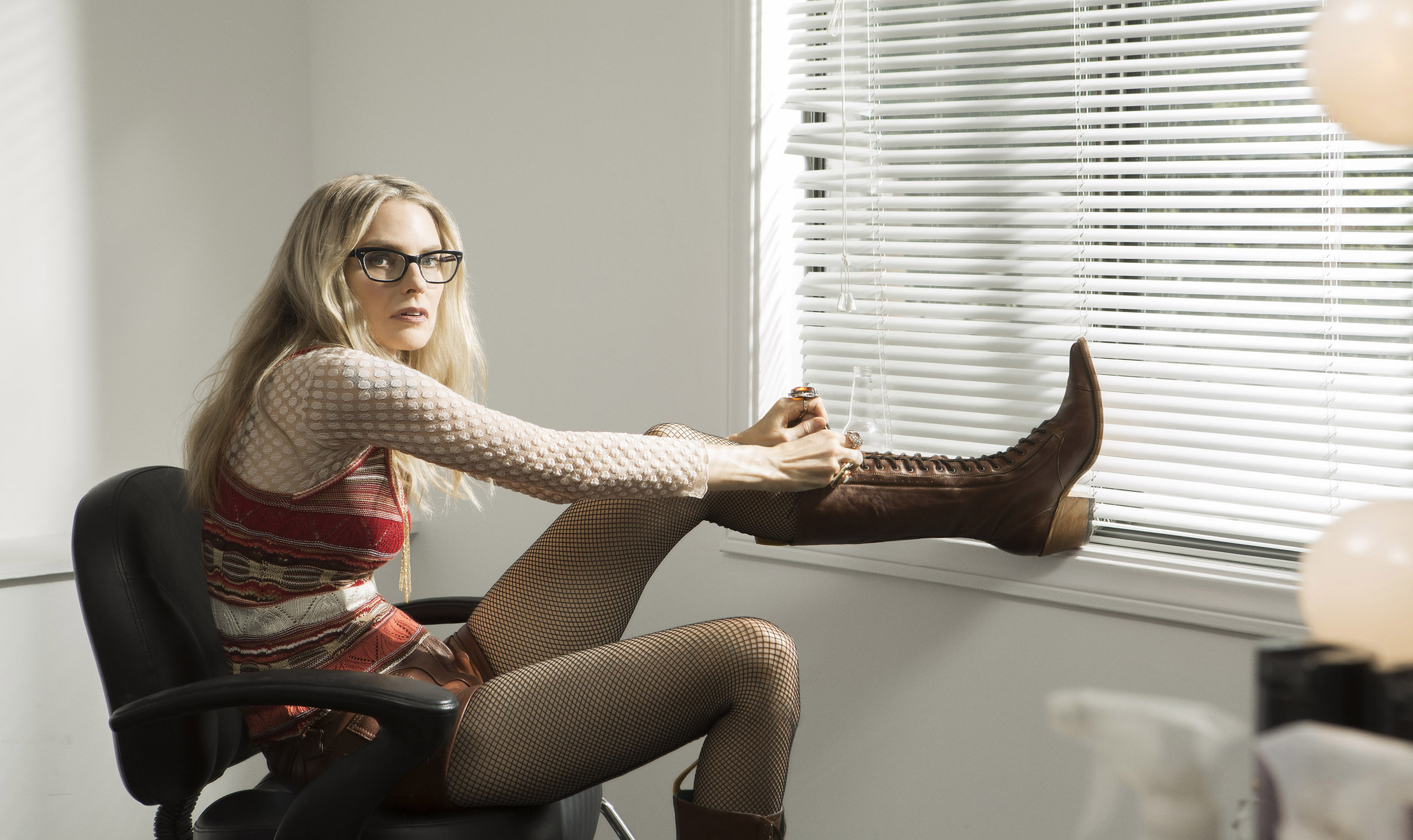 The Turns of Humor and Terms of Happy: A Conversation with Aimee Mann