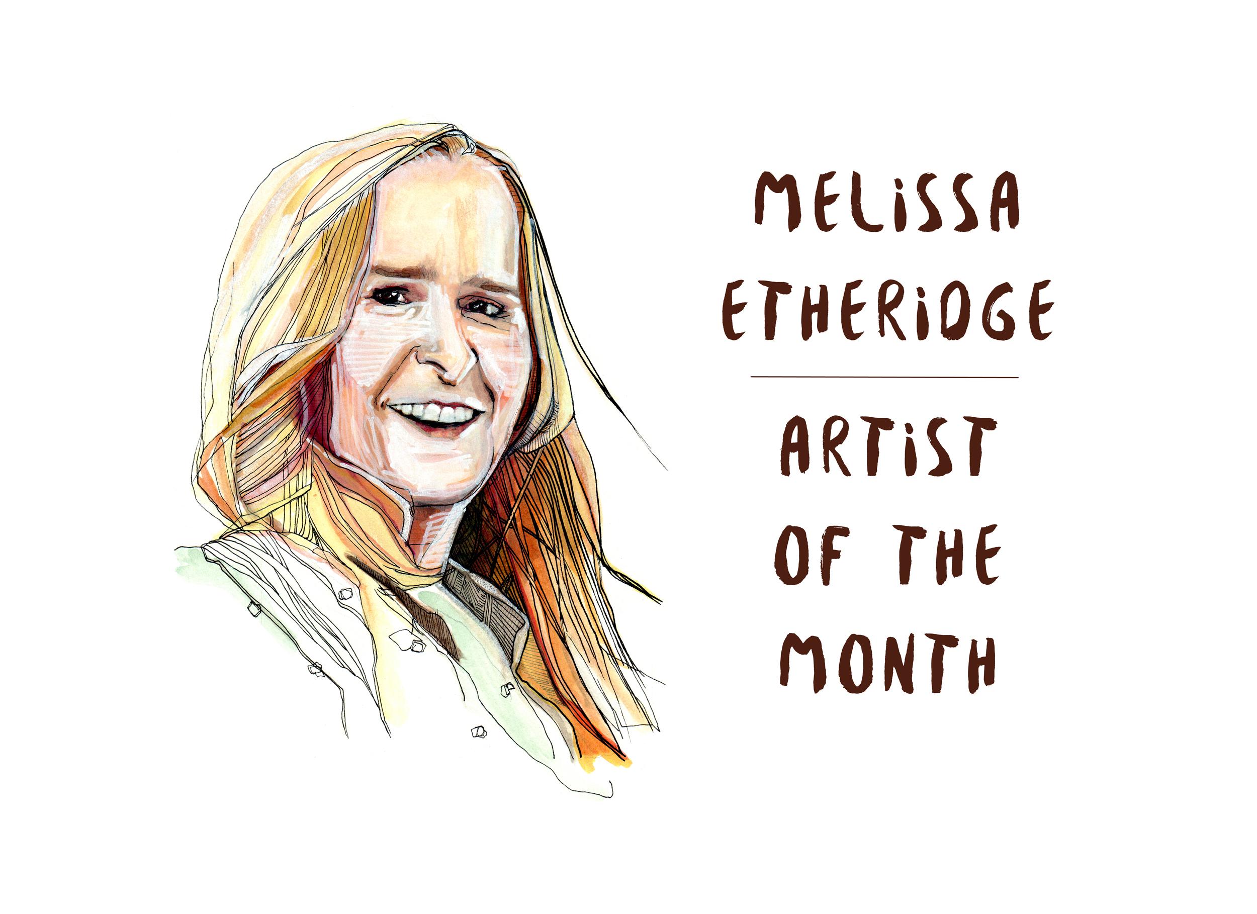 Melissa Etheridge: The Rock 'n' Soul of Self-Respect