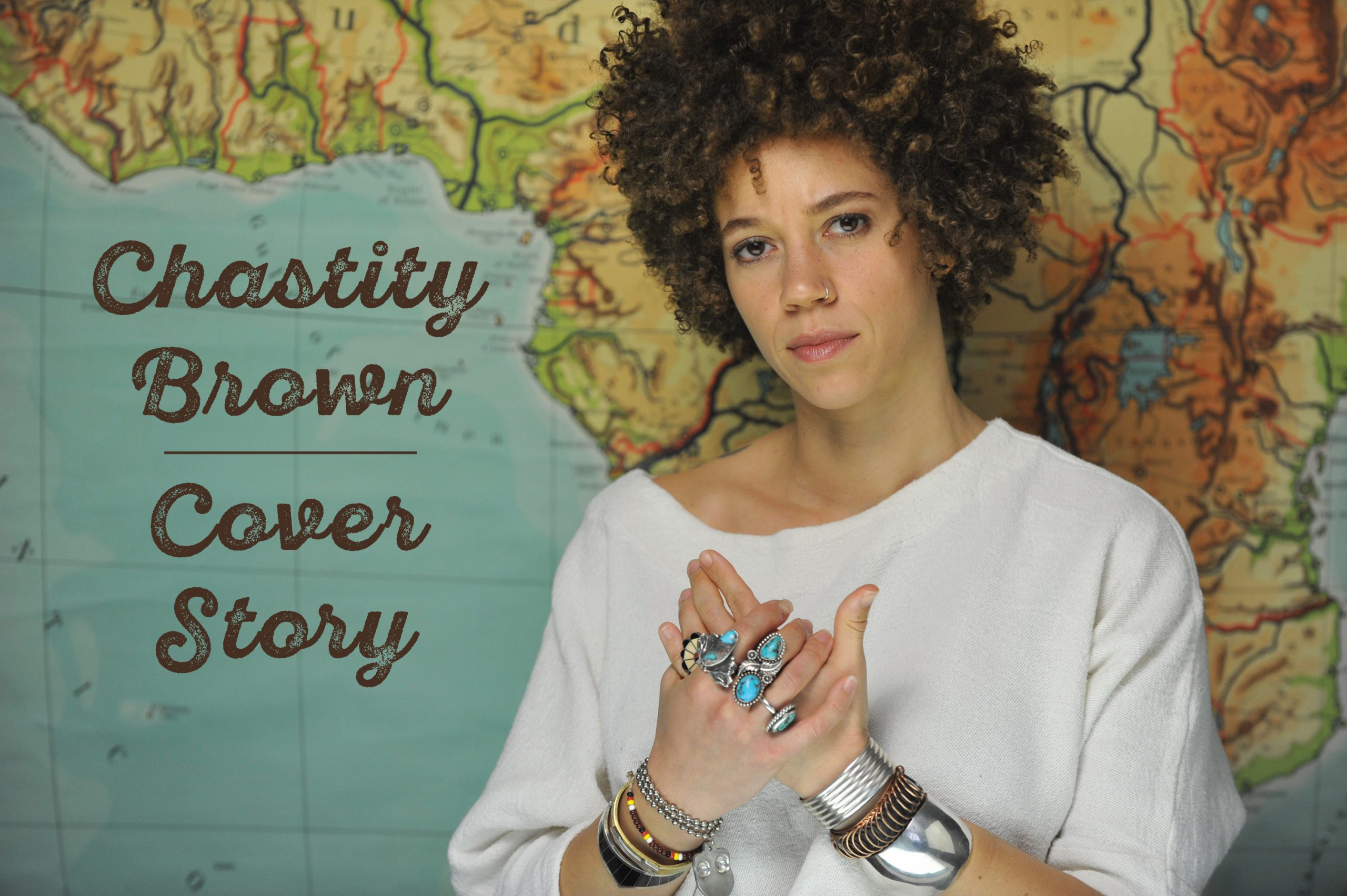 Healing the Heartbreak: A Conversation with Chastity Brown