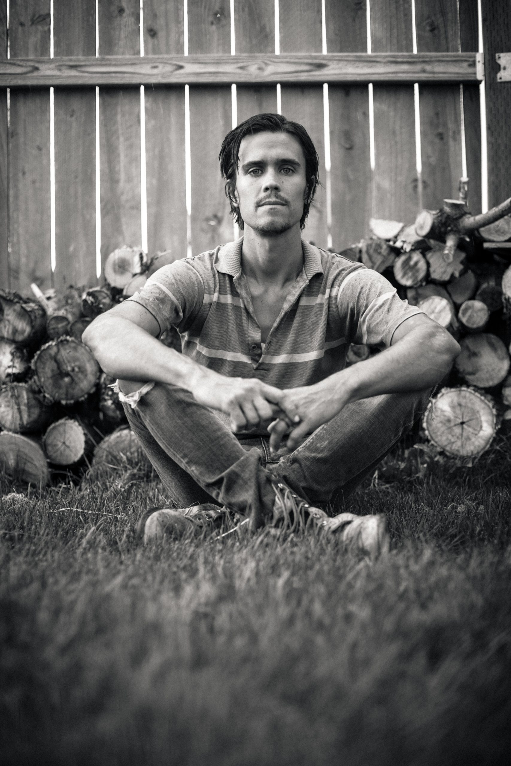3X3: Joshua James on Candles, Characters, and Creedence