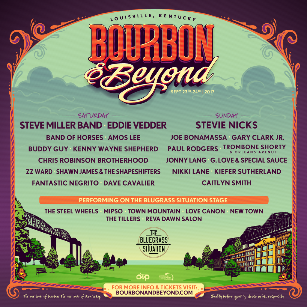 ANNOUNCING: The BGS at Bourbon & Beyond 2017