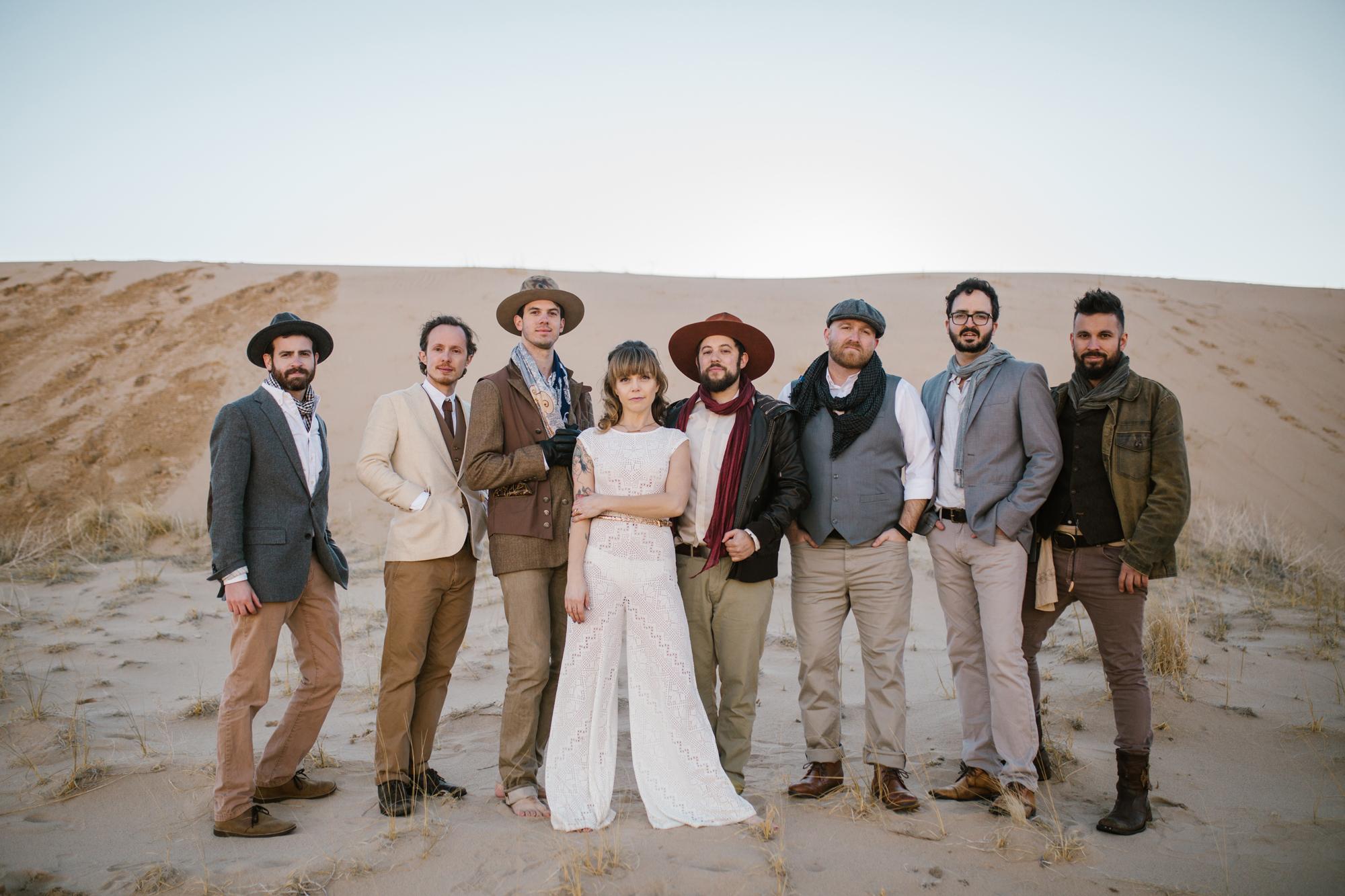 MIXTAPE: Dustbowl Revival's Myriad Musical Influences