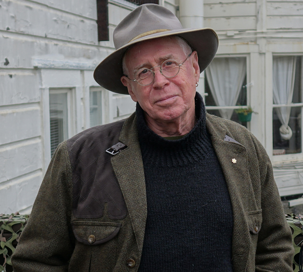LISTEN: Bruce Cockburn, 'Forty Years in the Wilderness'
