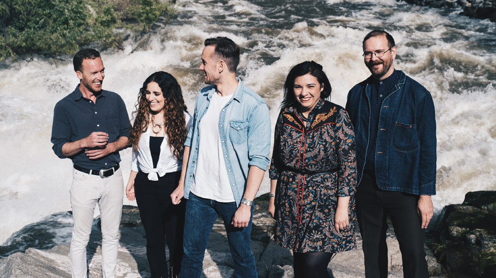 LISTEN: The Eagle Rock Gospel Singers, 'Take Me to the Water'