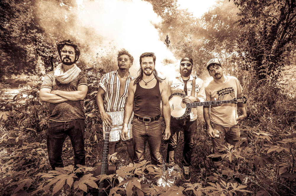 WATCH: Whiskey Shivers, 'Long Gone'