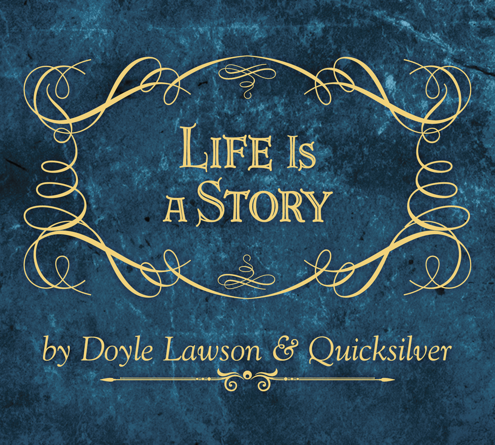 STREAM: Doyle Lawson & Quicksilver, 'Life Is a Story'