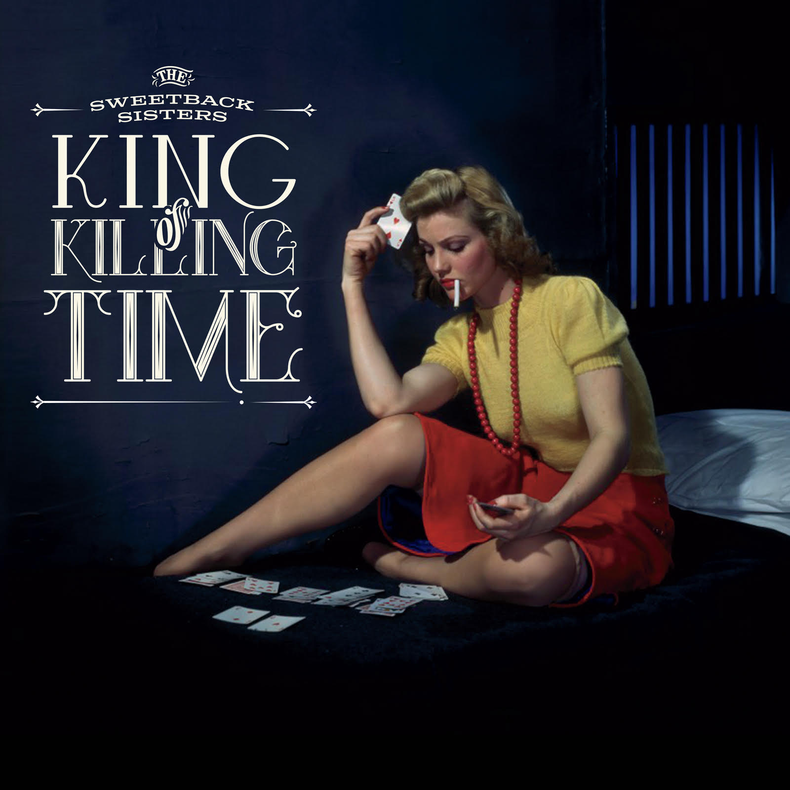 STREAM: The Sweetback Sisters, 'King of Killing Time'