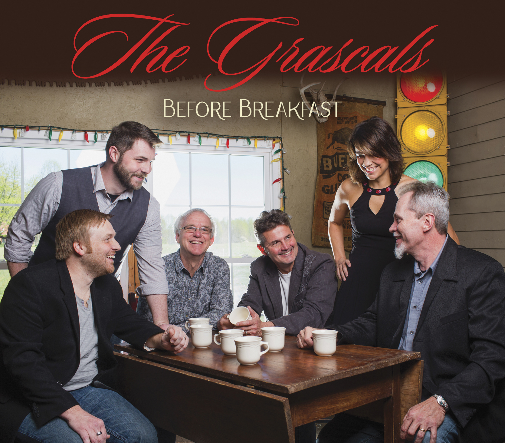 STREAM: The Grascals, 'Before Breakfast'