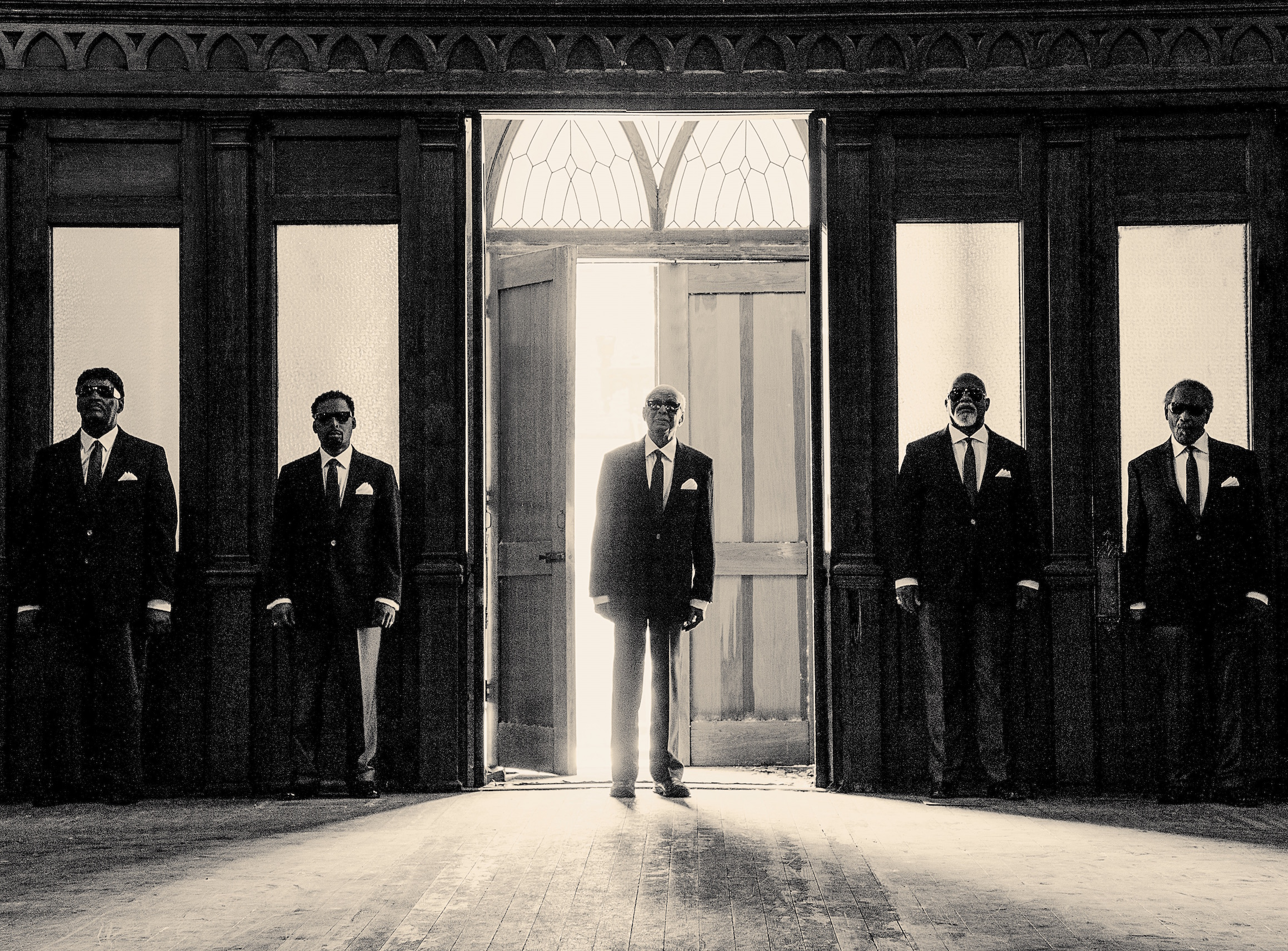 Counsel of Elders: Blind Boys of Alabama's Jimmy Carter on Singing from Your Spirit