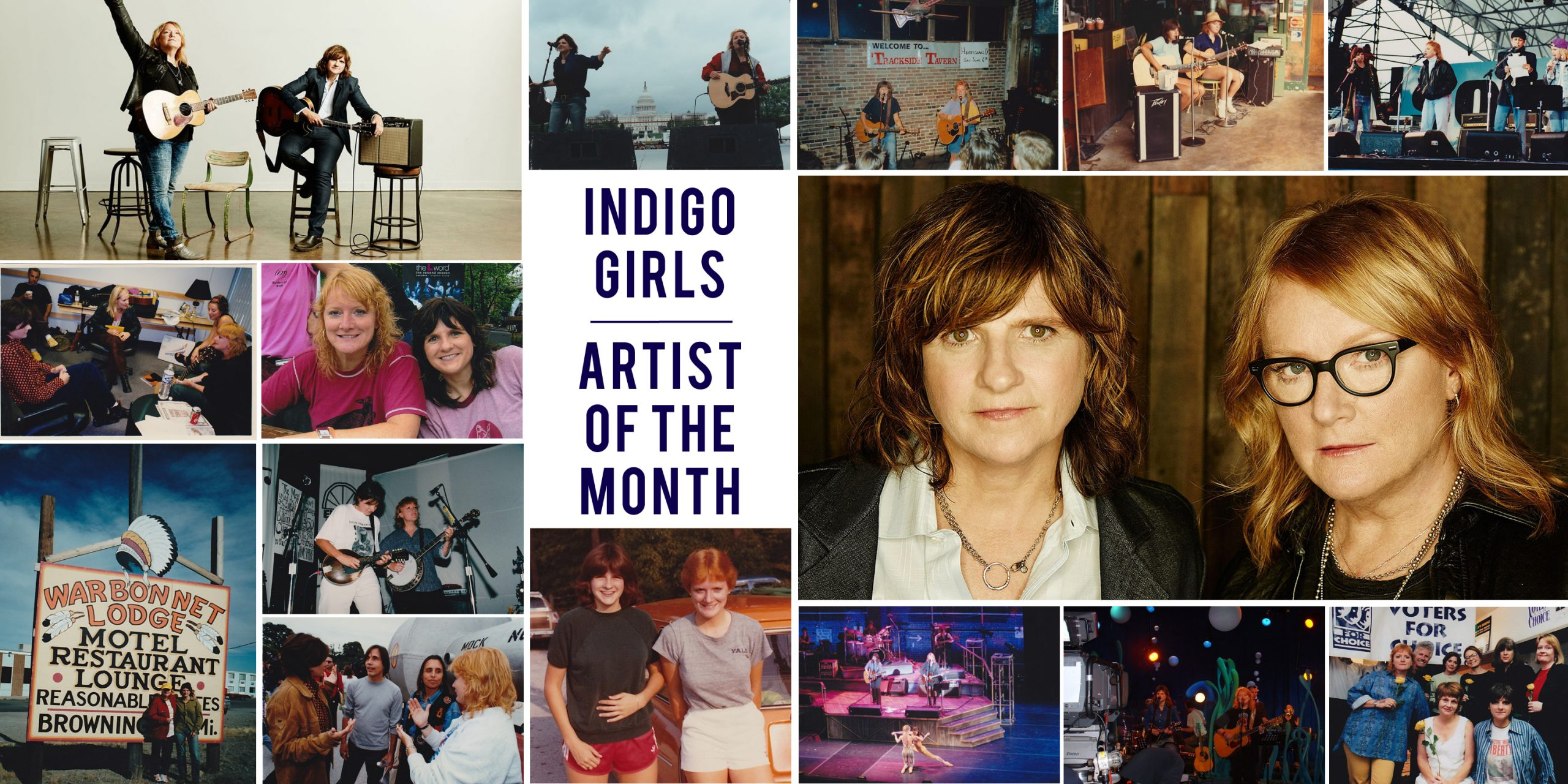 The Power of Two: 30 Years of Indigo Girls