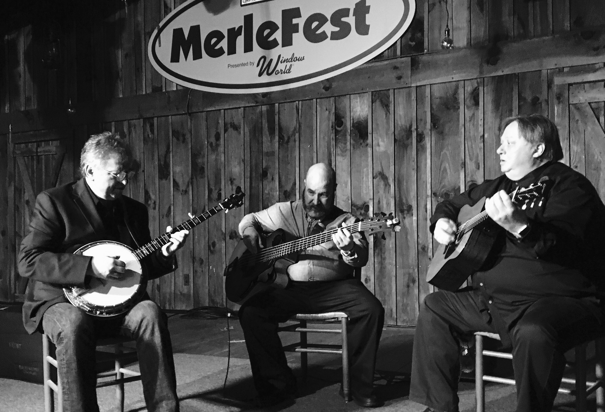 A Minute In Wilkesboro with the Kruger Brothers