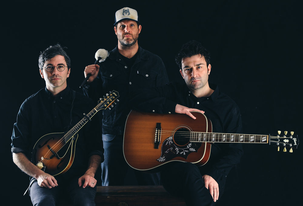 WATCH: The Orphan Brigade, 'Pain Is Gone'