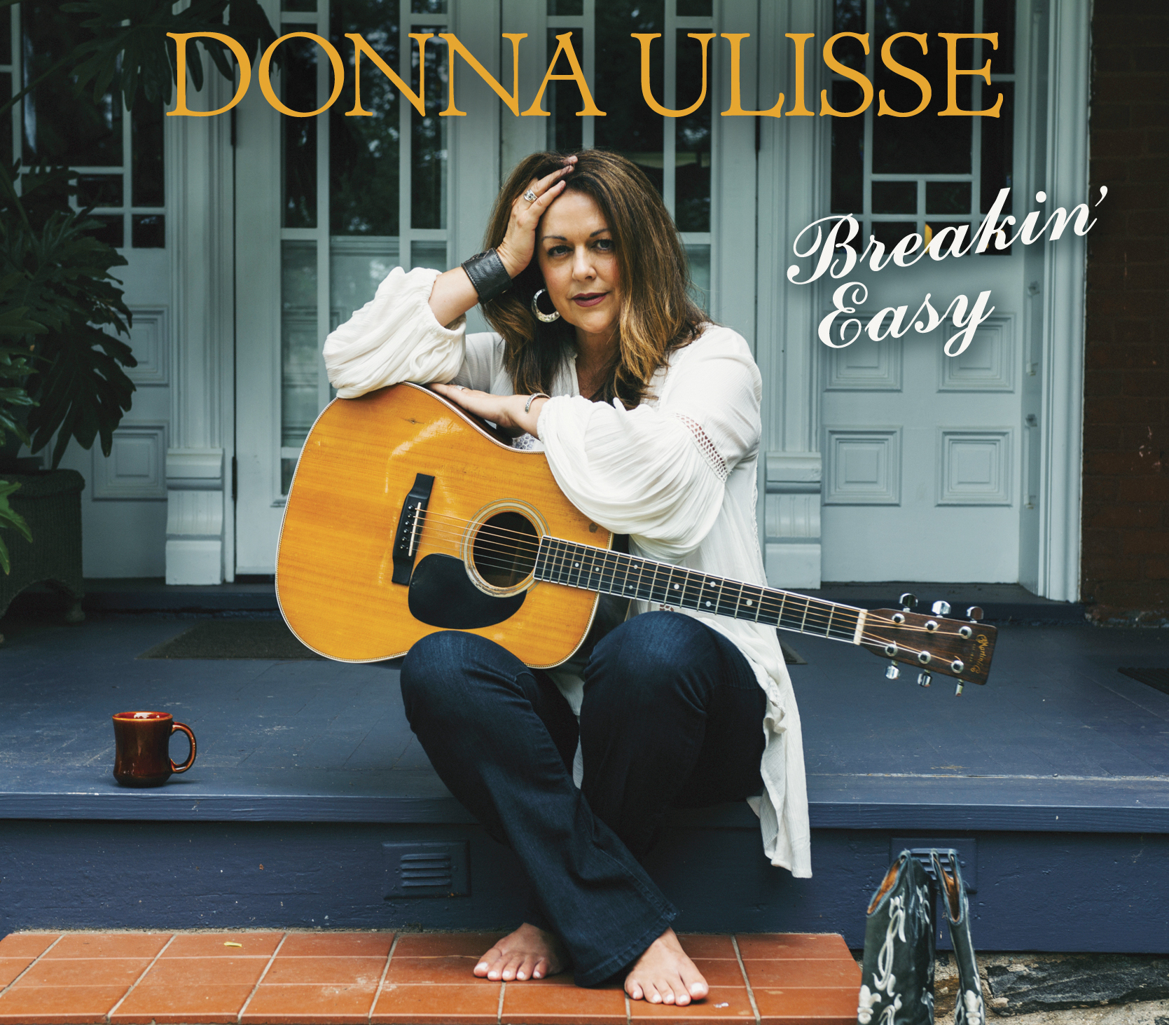 LISTEN: Donna Ulisse, 'Back Home Feelin' Again'