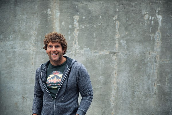 GIVEAWAY - Win tickets to Billy Currington at the Fonda Theatre (LA) 8/9