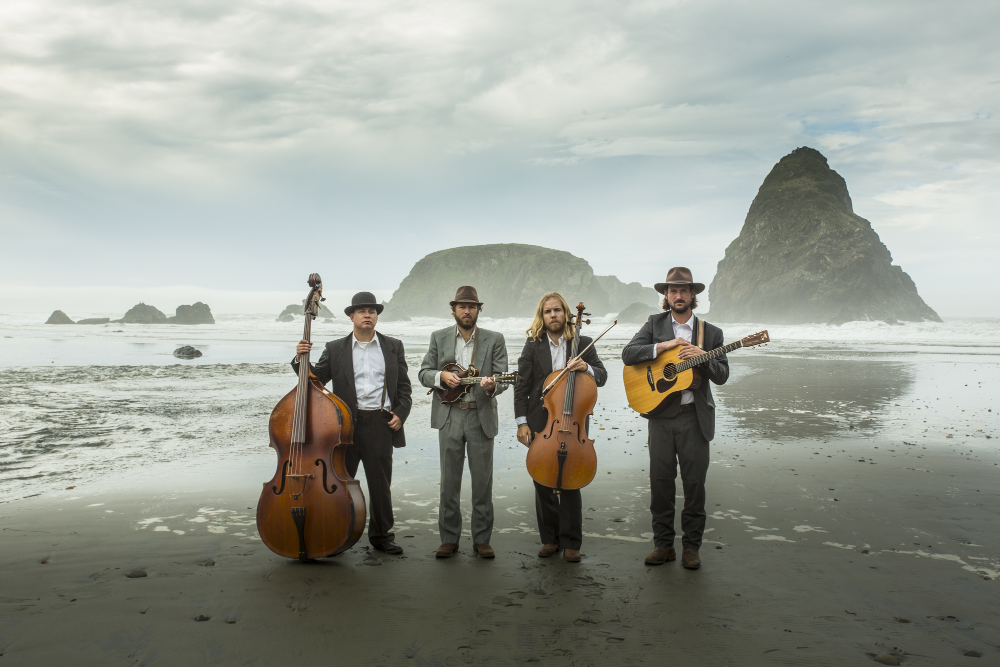 LISTEN: Sweetwater String Band, 'Window'
