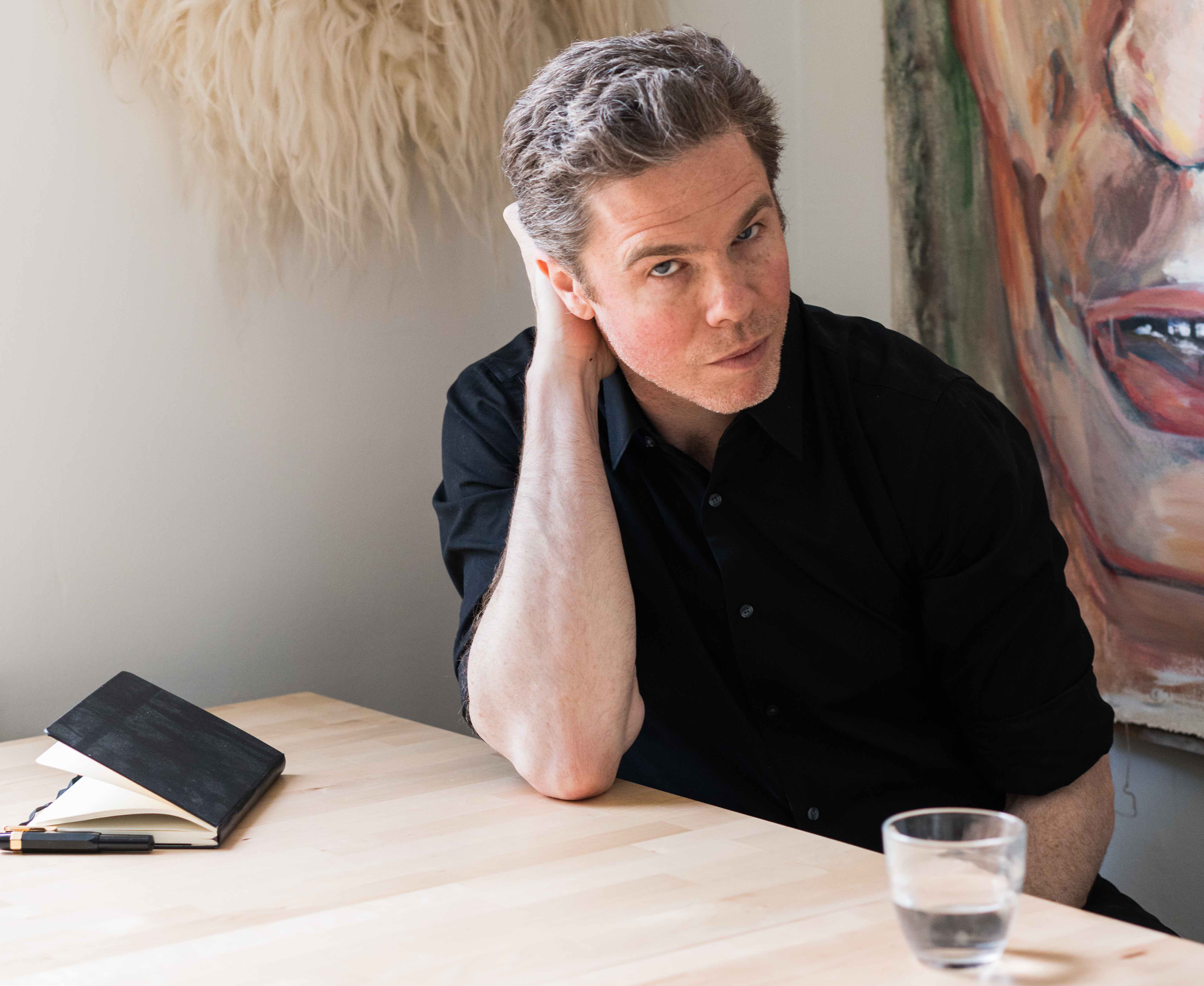Dismantling American Myths: A Conversation with Josh Ritter