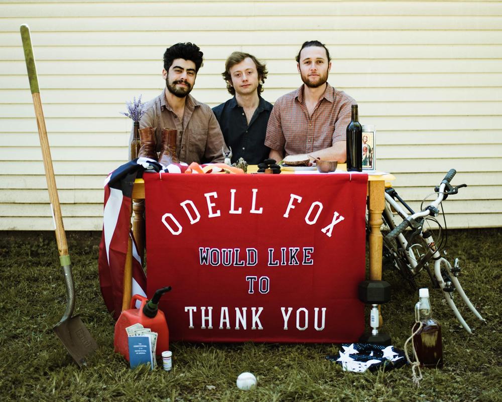 STREAM: Odell Fox, 'Thank You'
