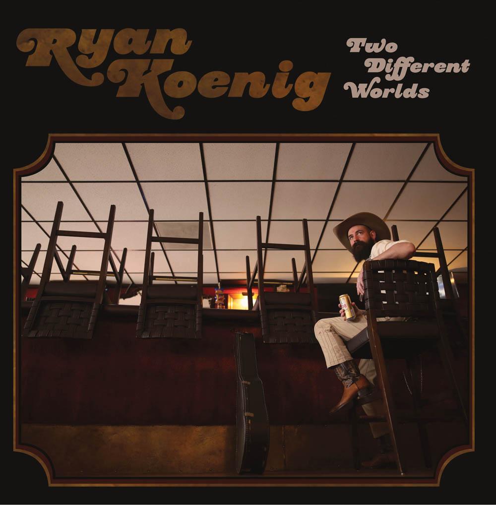 STREAM: Ryan Koenig, 'Two Different Worlds'