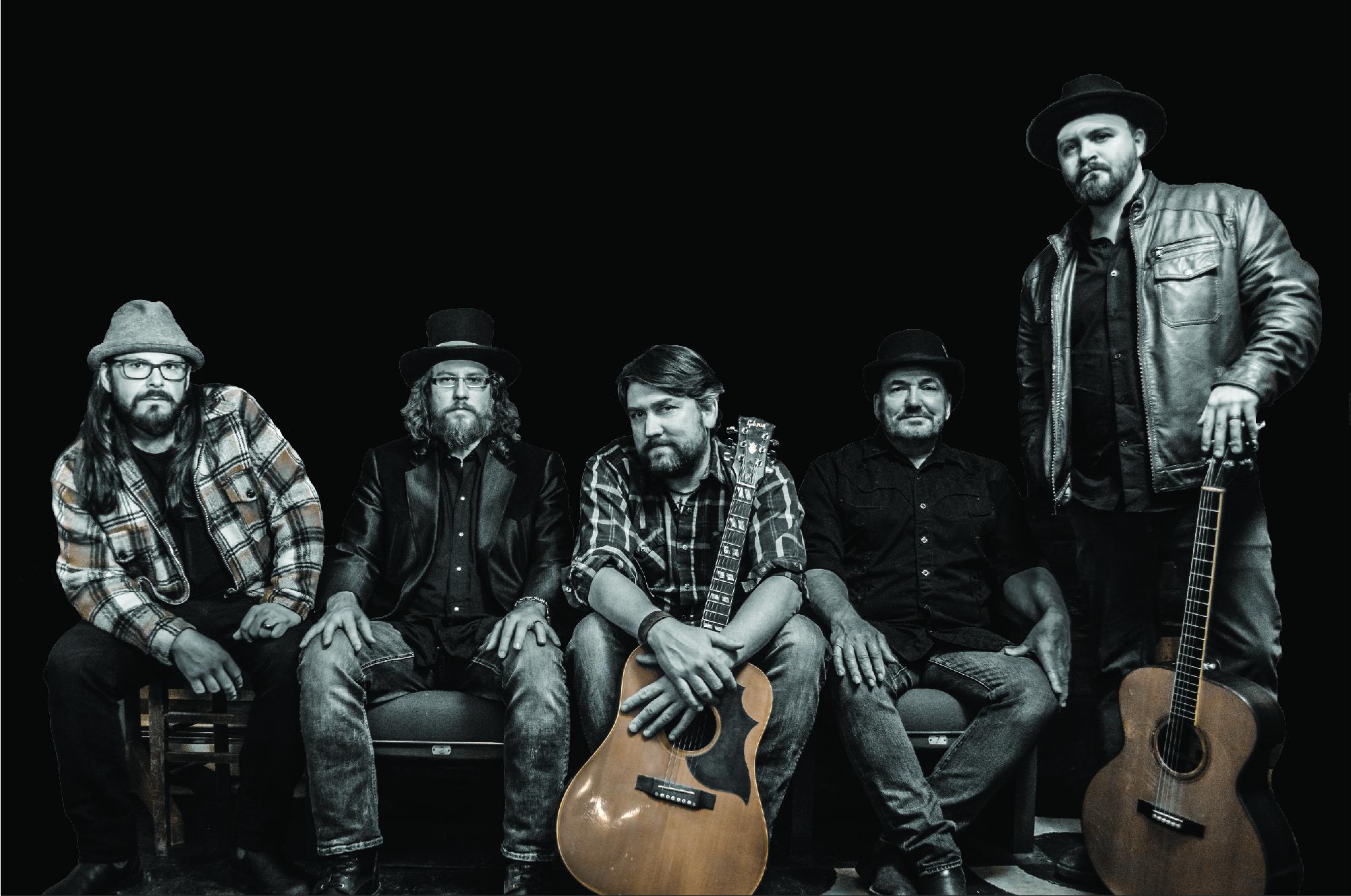 WATCH: Blake Reid Band, 'No Roads In'