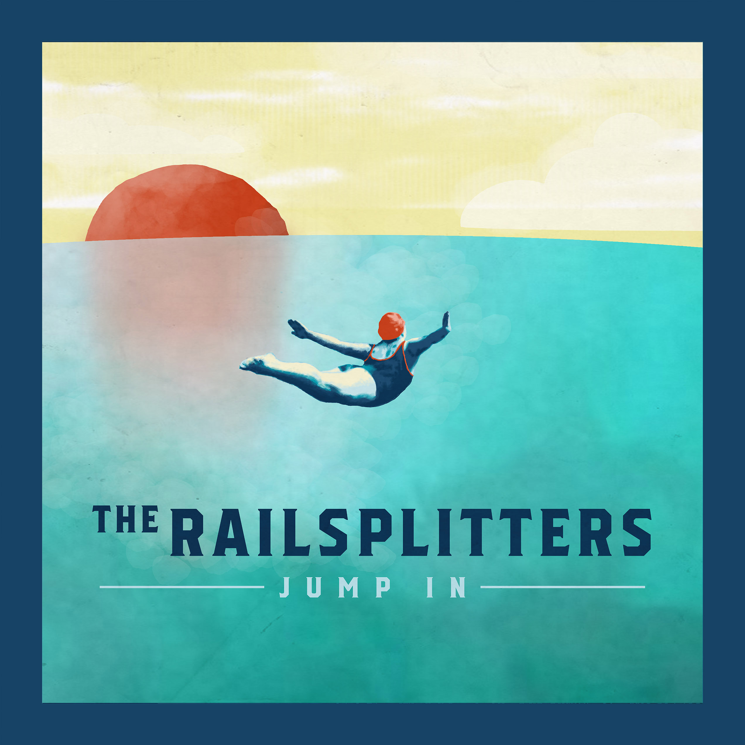 STREAM: The Railsplitters, 'Jump In'