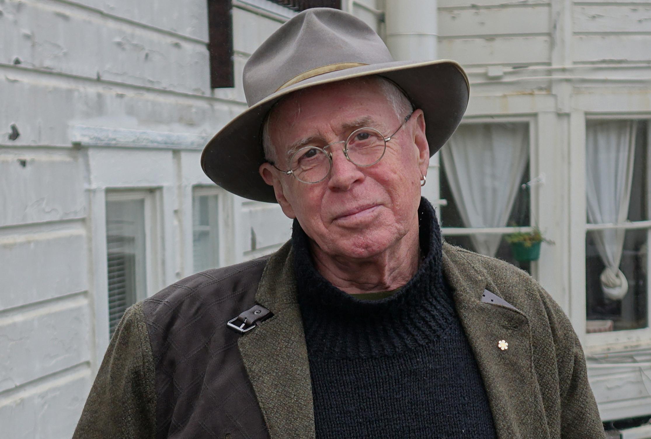 Counsel of Elders: Bruce Cockburn on Serving as Messenger