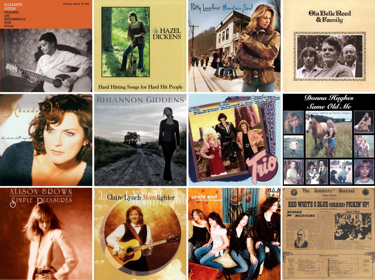 The 50 Greatest Bluegrass Albums Made by Women – The Bluegrass ...