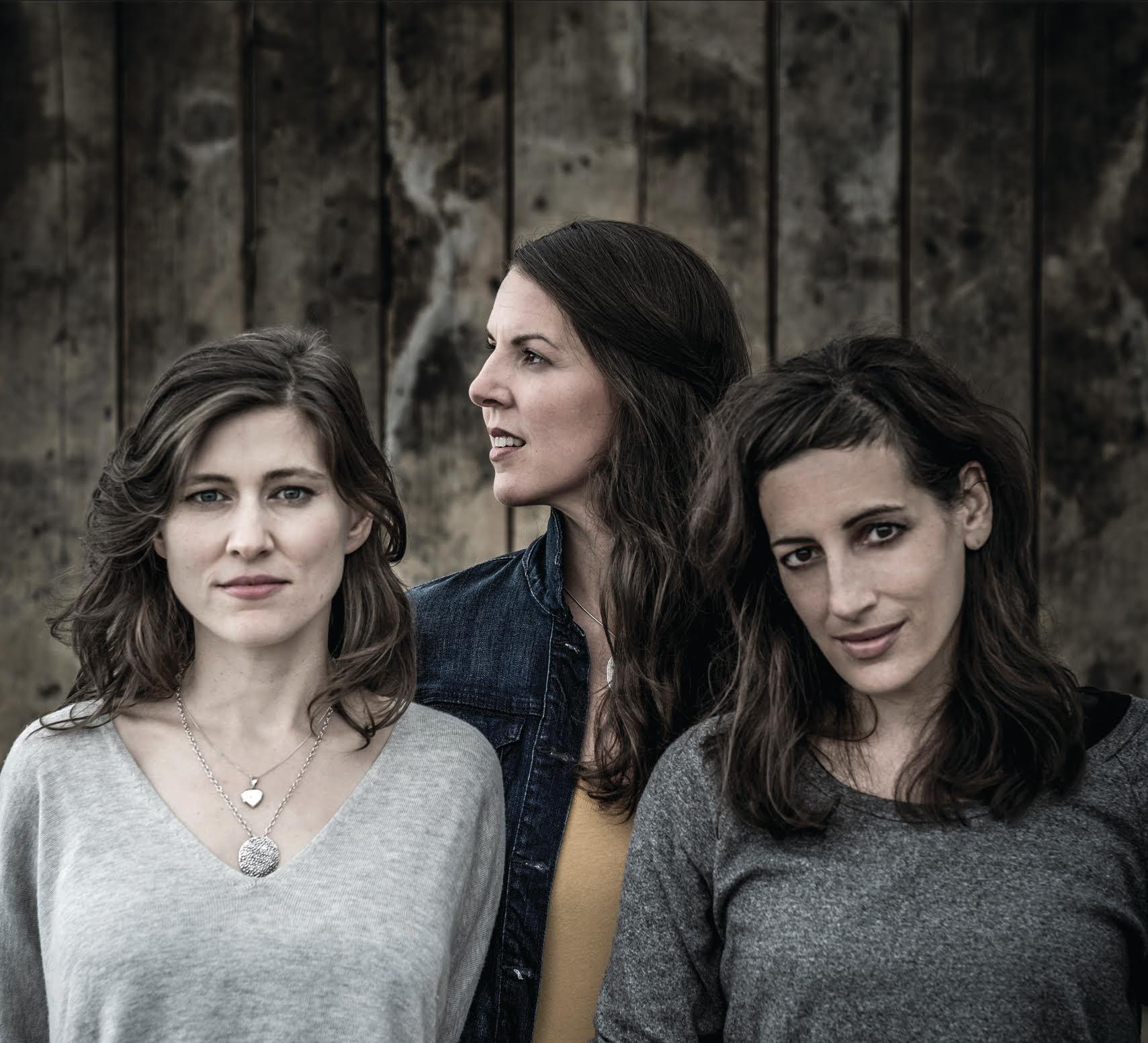 LISTEN: The Wailin' Jennys, 'Boulder to Birmingham'