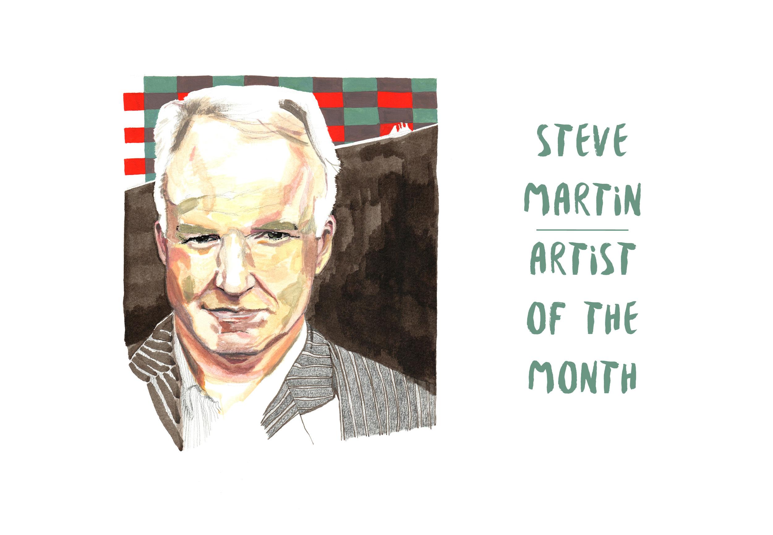 Steve Martin: Making the Same Sound Different