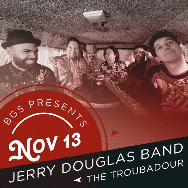 Jerry Douglas at the Troubadour