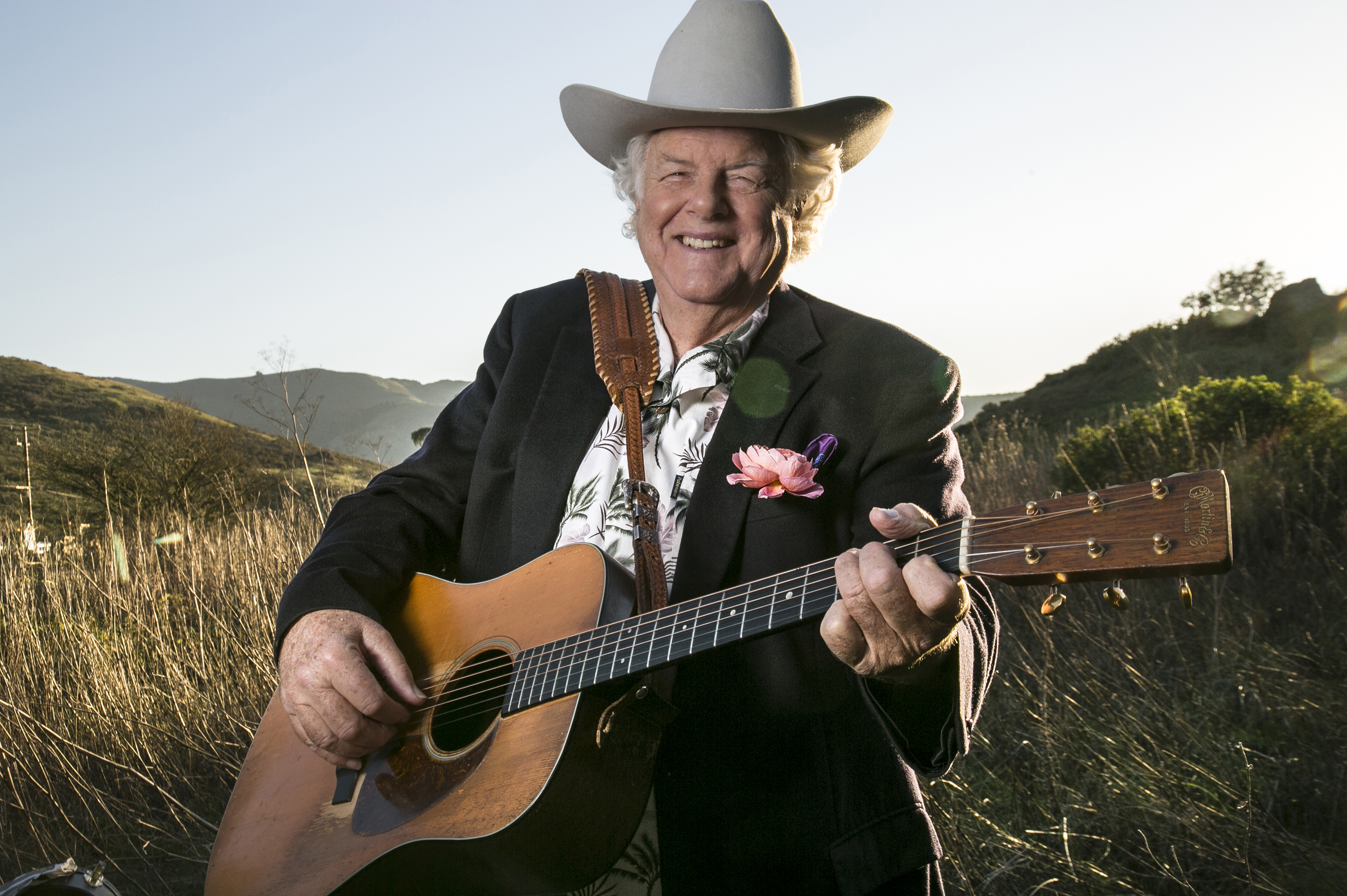 Defying Expectations: A Conversation with Peter Rowan
