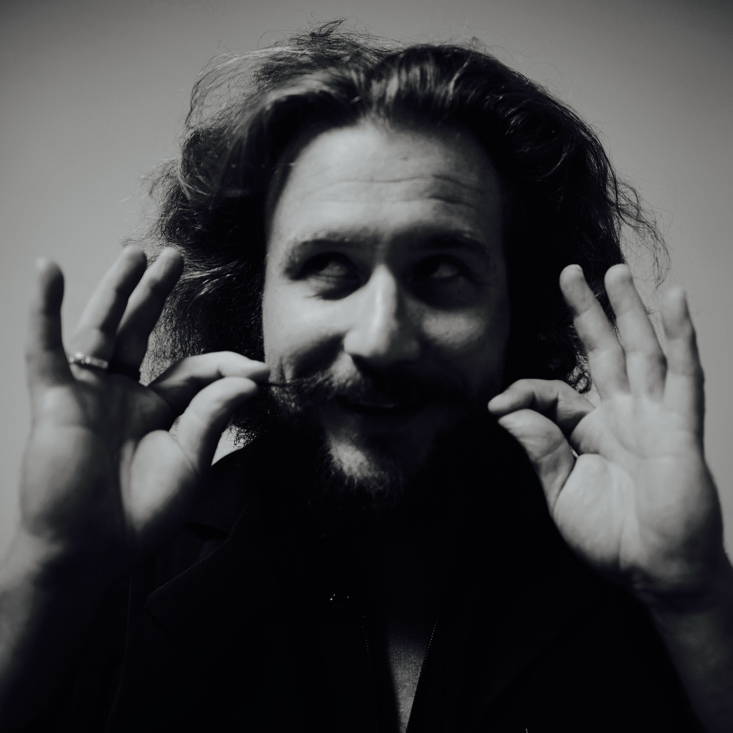 Jim James, 'The World is Falling Down'