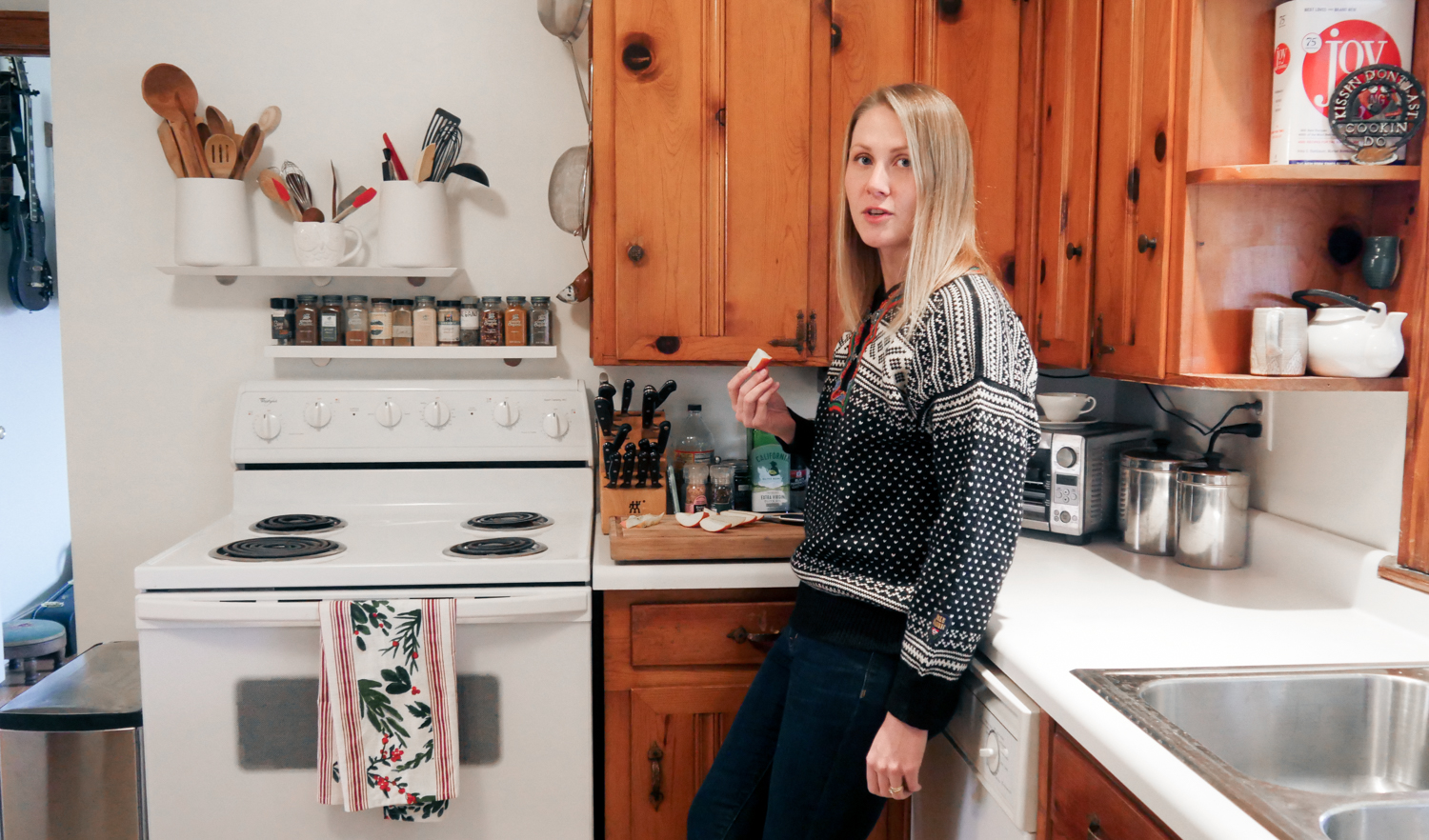 Nora Jane Struthers' Home-Style Fashion