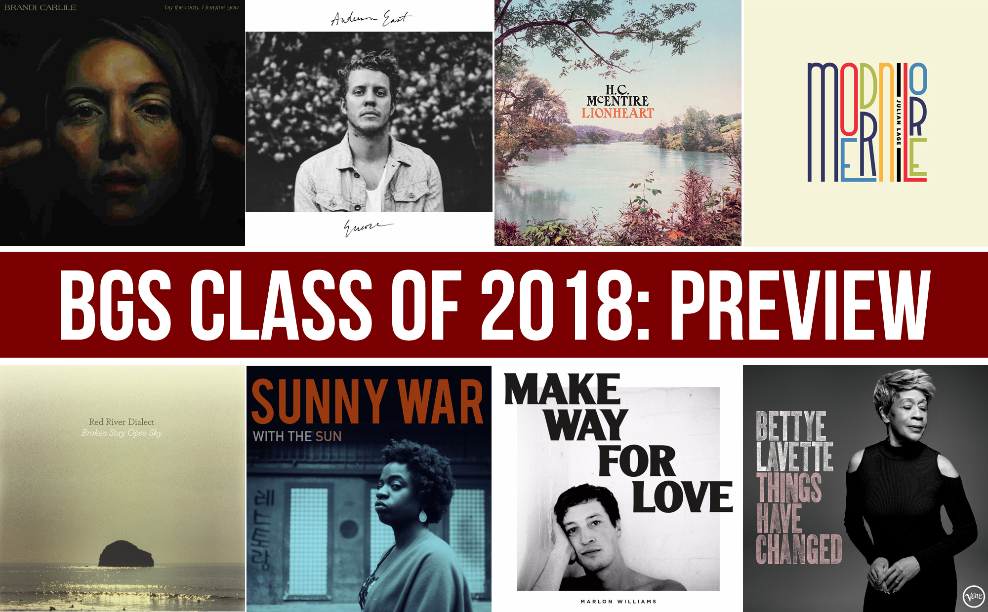 BGS Class of 2018: Preview