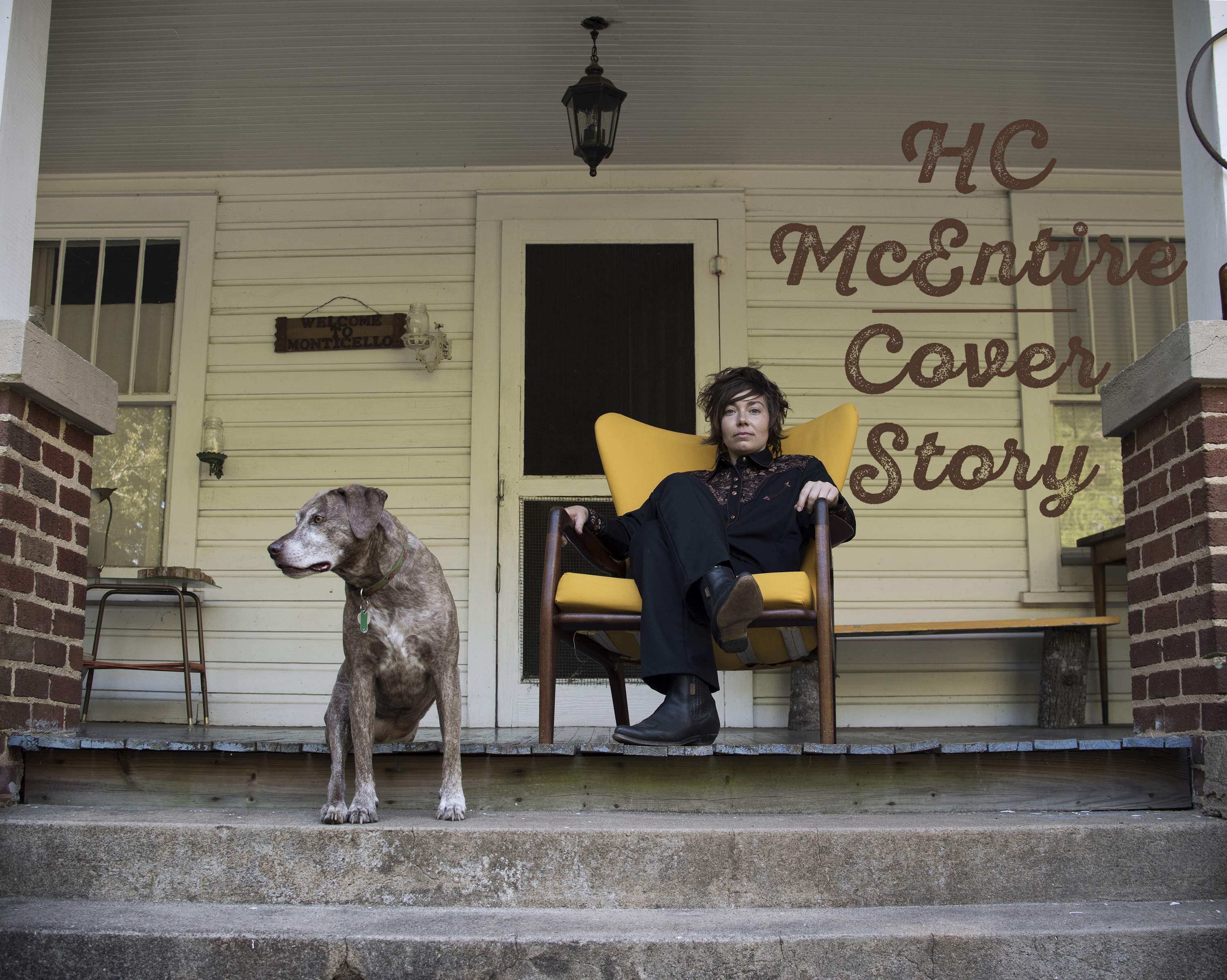 Being Your Own Gravel Road: A Conversation with H.C. McEntire