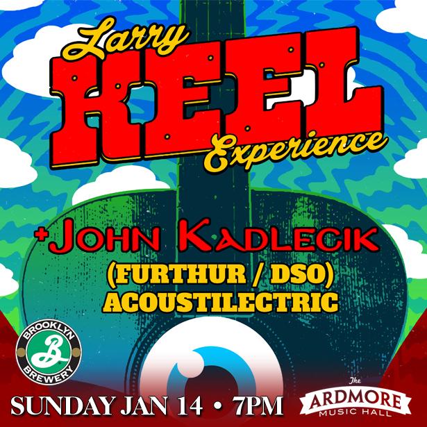 Larry Keel Experience