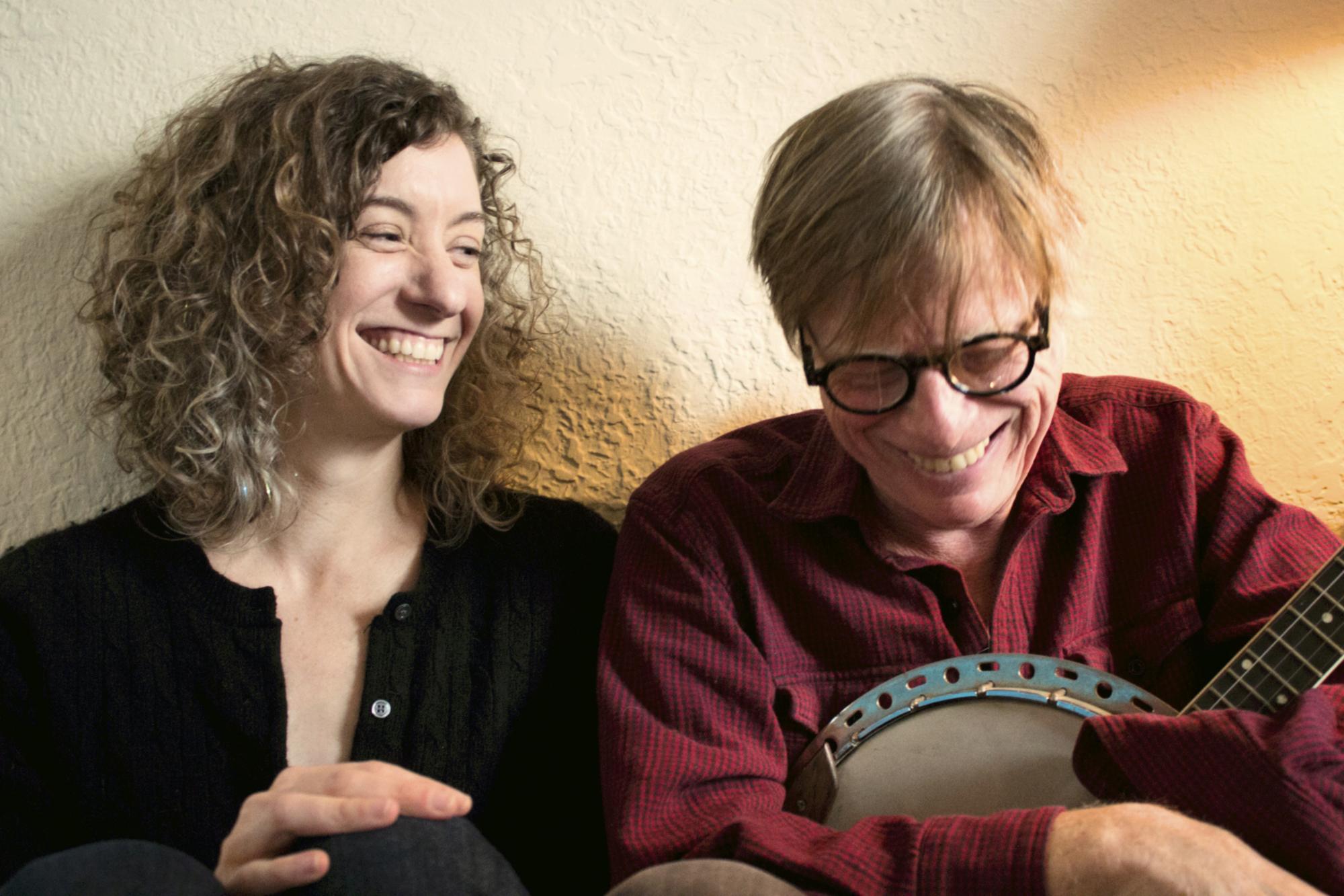 LISTEN: Kieran Kane & Rayna Gellert, 'Where's My Baby'