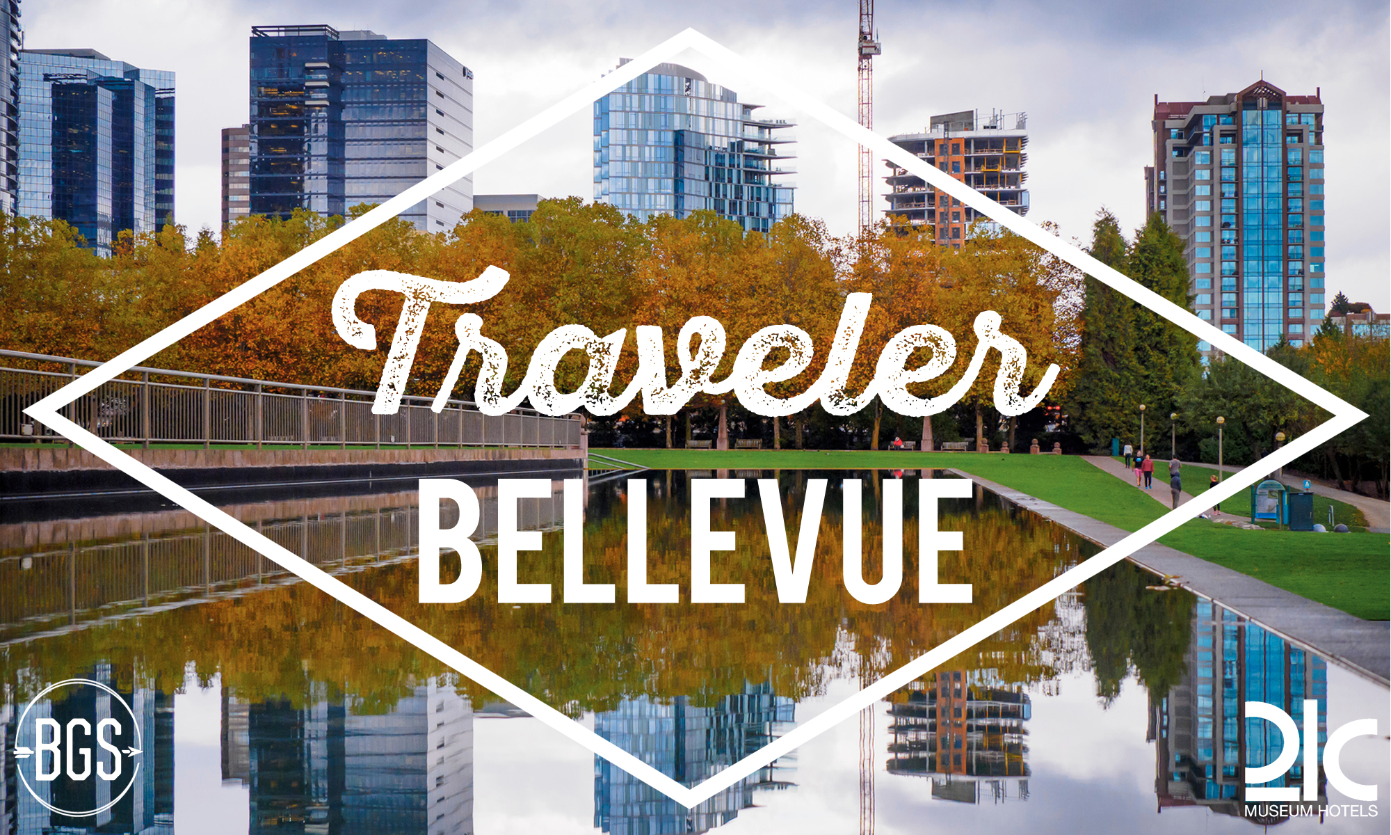 Traveler: Your Guide to Bellevue, WA