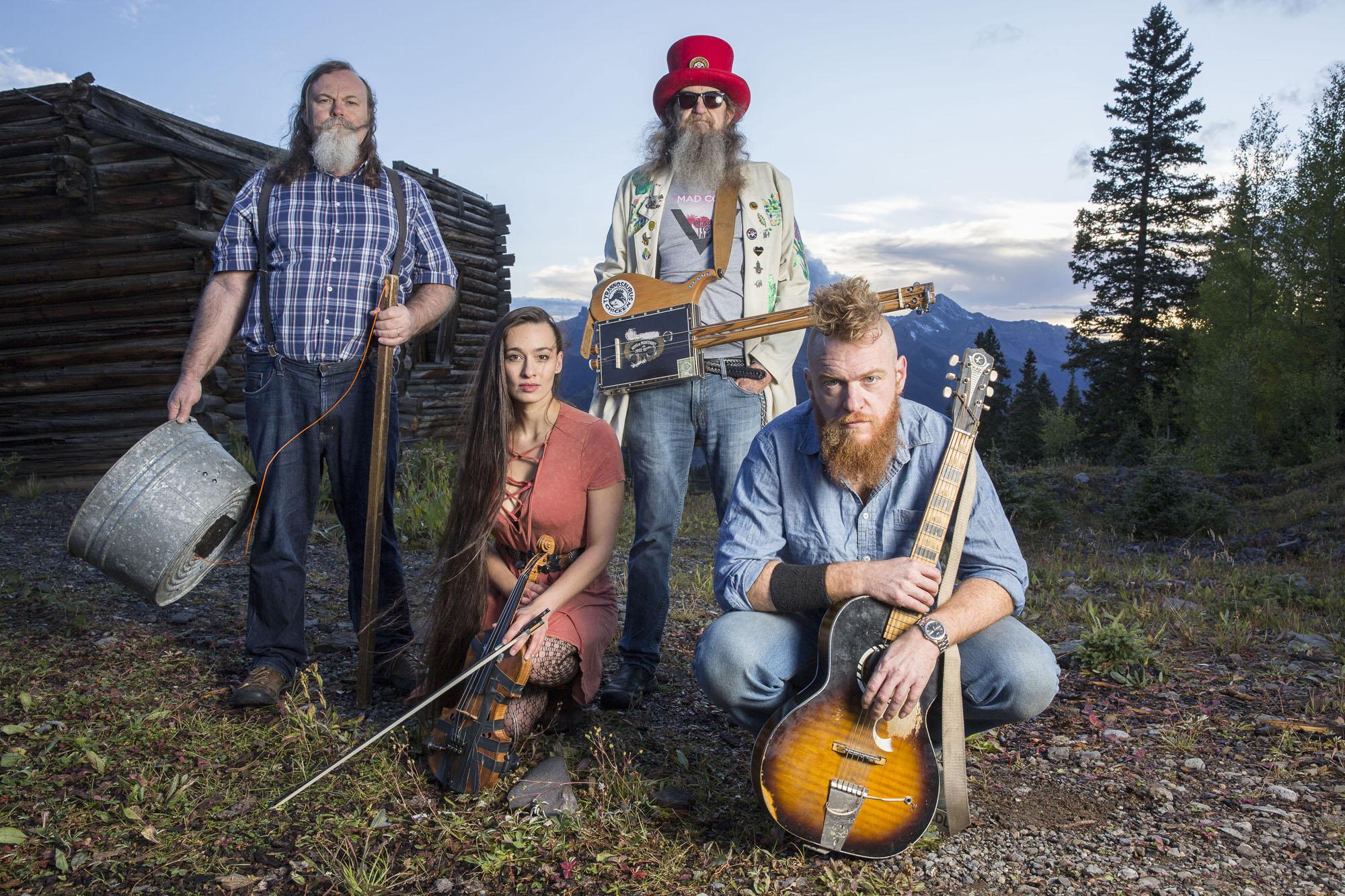 Gig Bag: Ben Miller Band