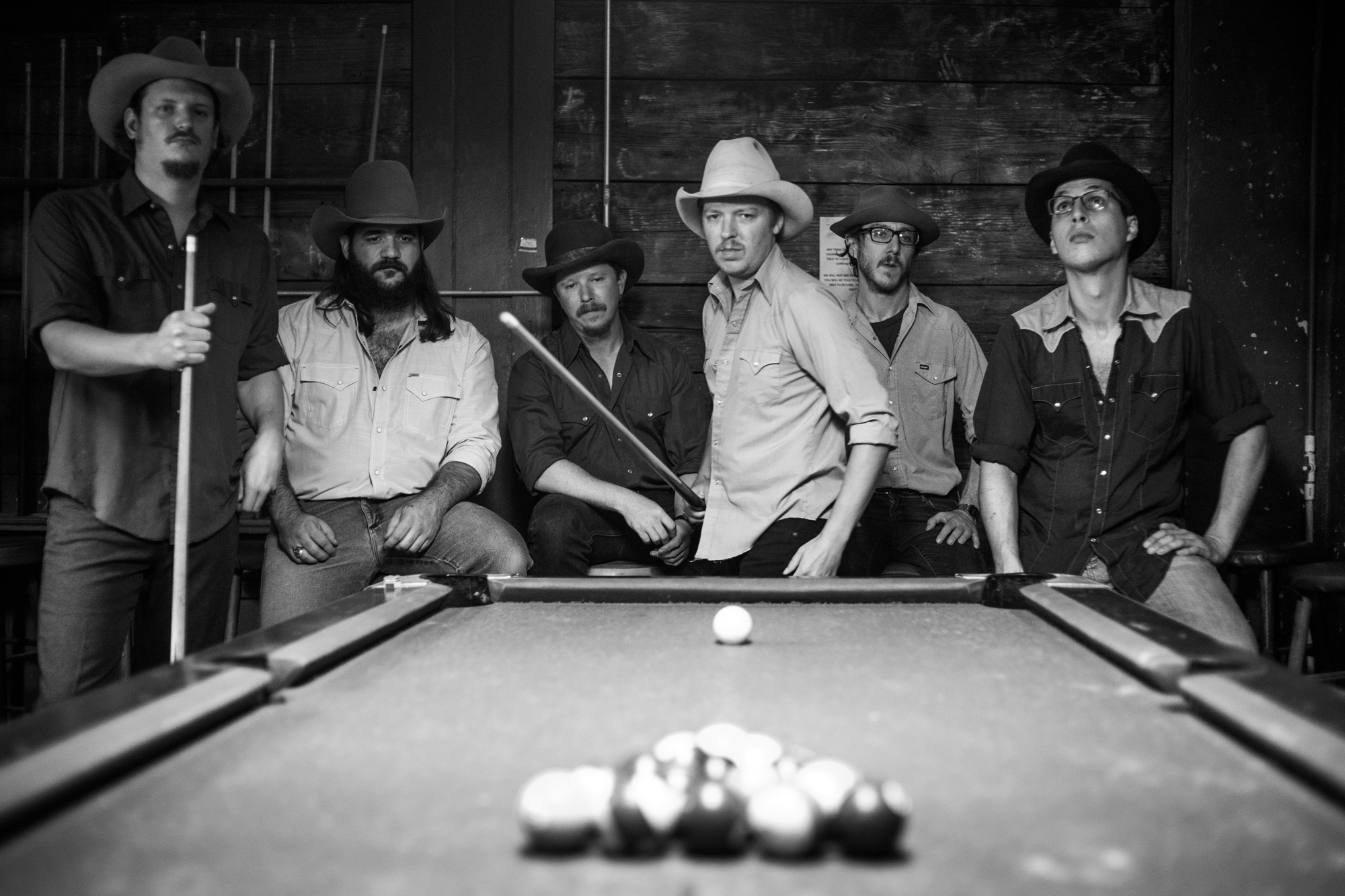 LISTEN: Mike and the Moonpies, 'Steak Night at the Prairie Rose'