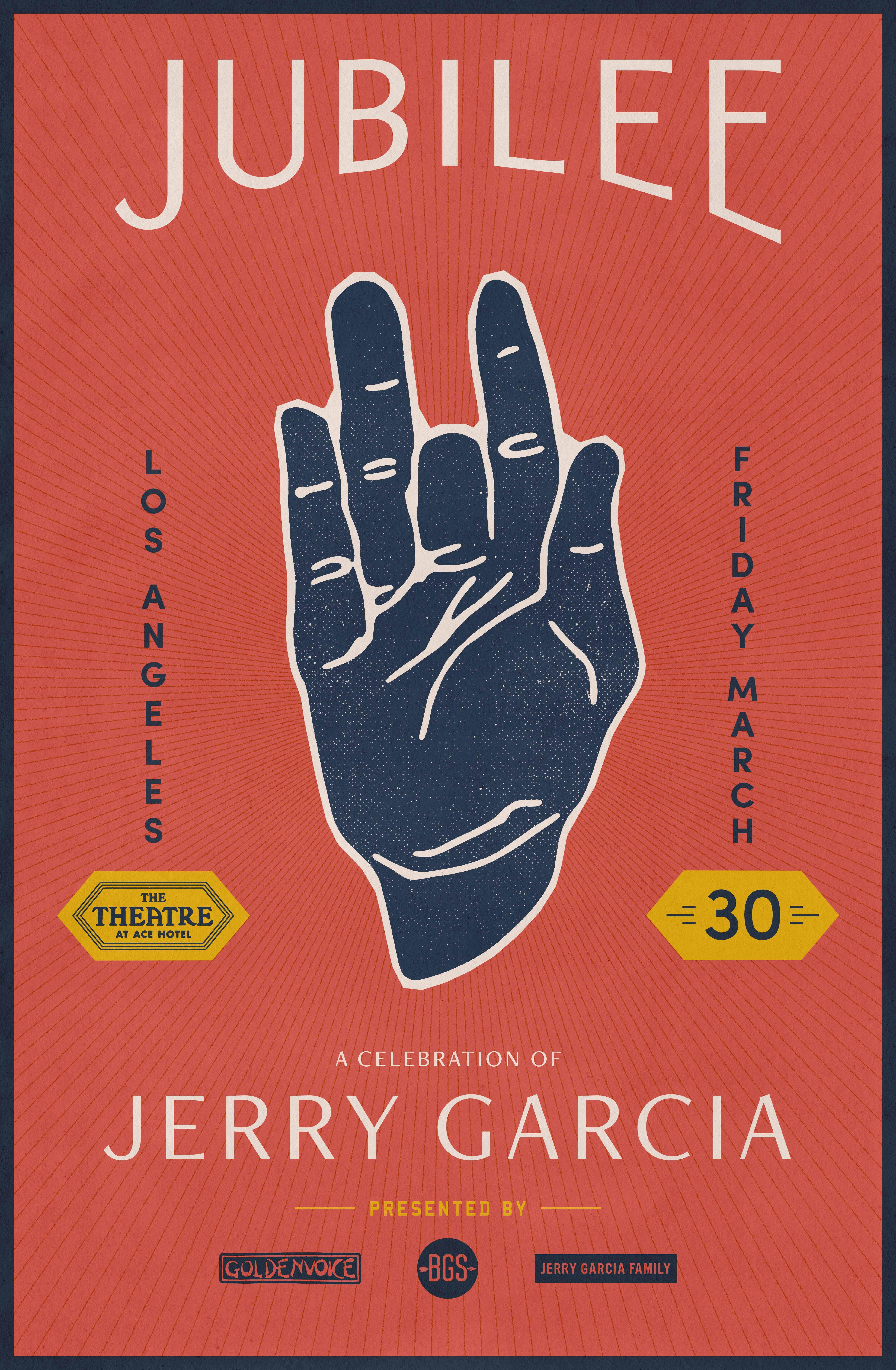Jubilee: A Celebration of Jerry Garcia