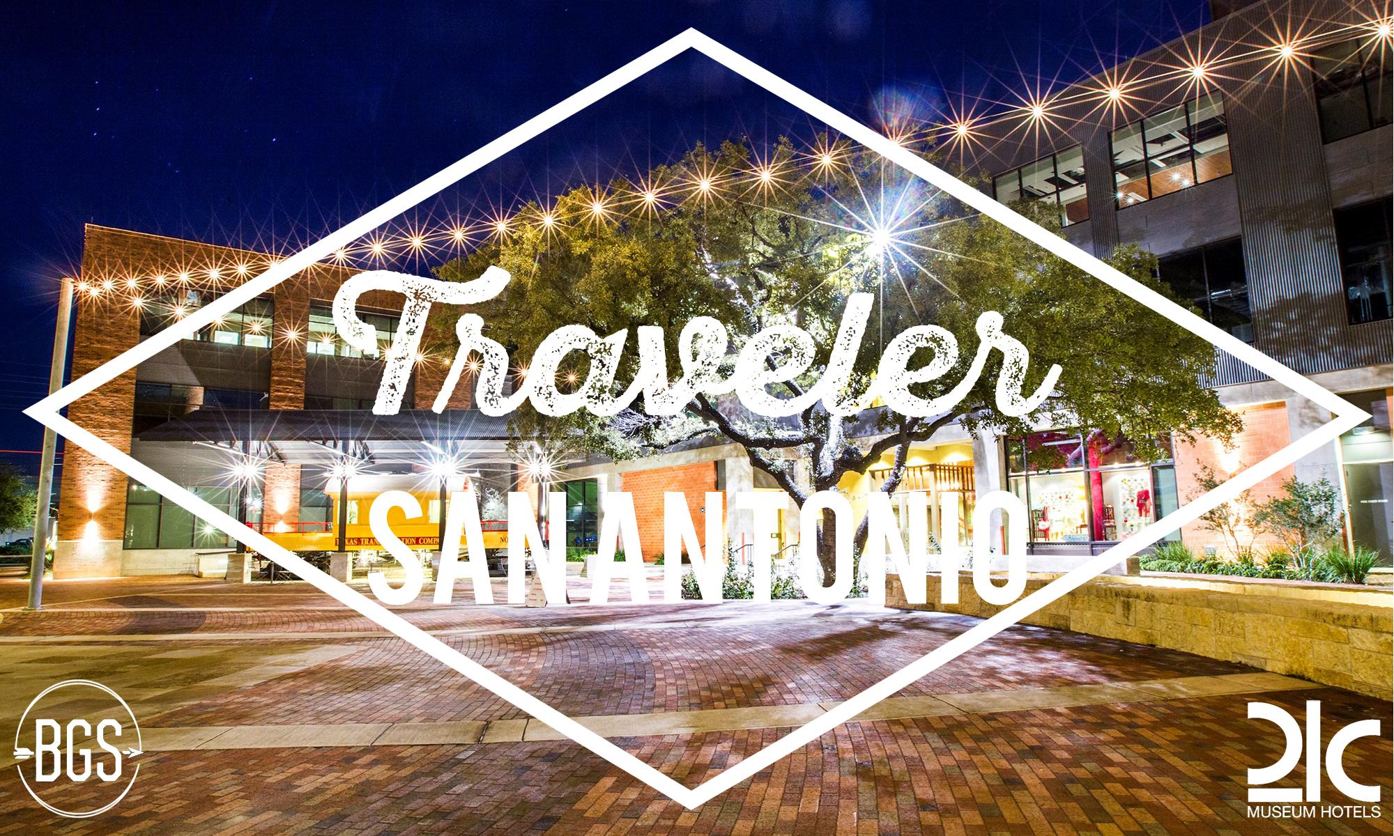 Traveler: Your Guide to San Antonio