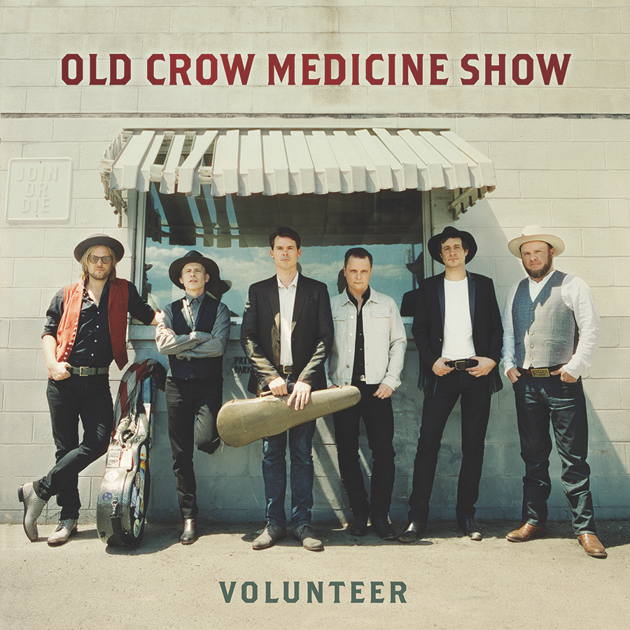 Old Crow Medicine Show, 'Flicker and Shine'