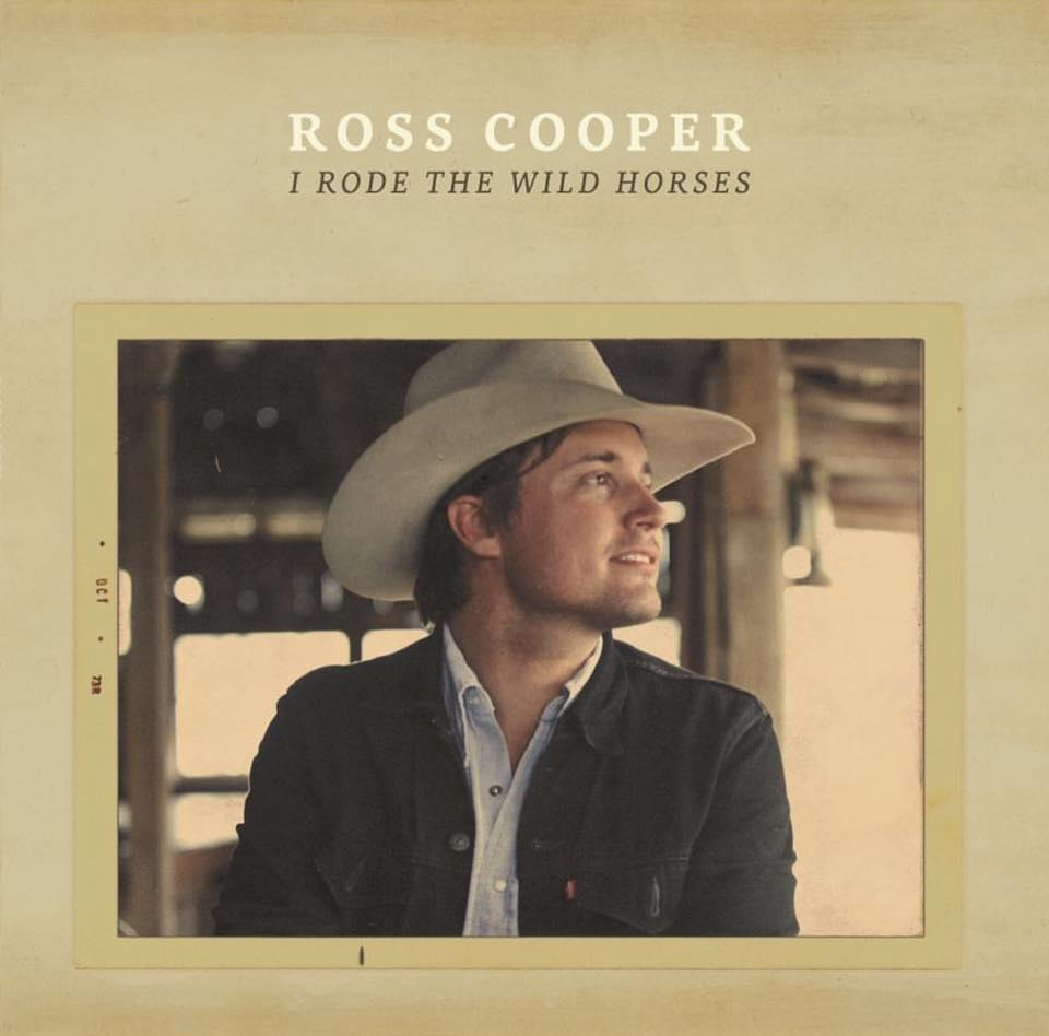 Ross Cooper, 'Living's Hard, Loving Is Easy'