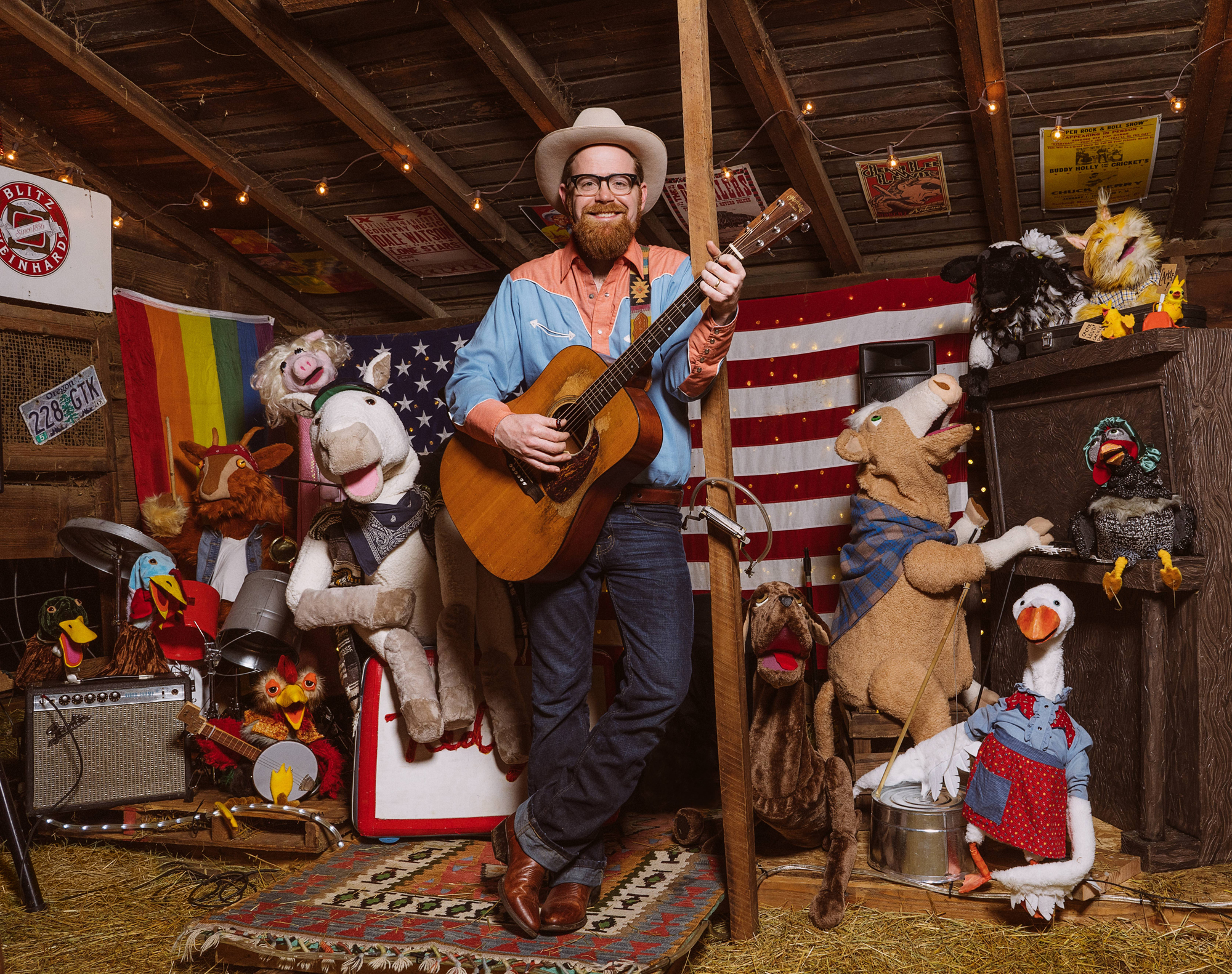 LISTEN: Red Yarn, 'Old Hen Cackled'